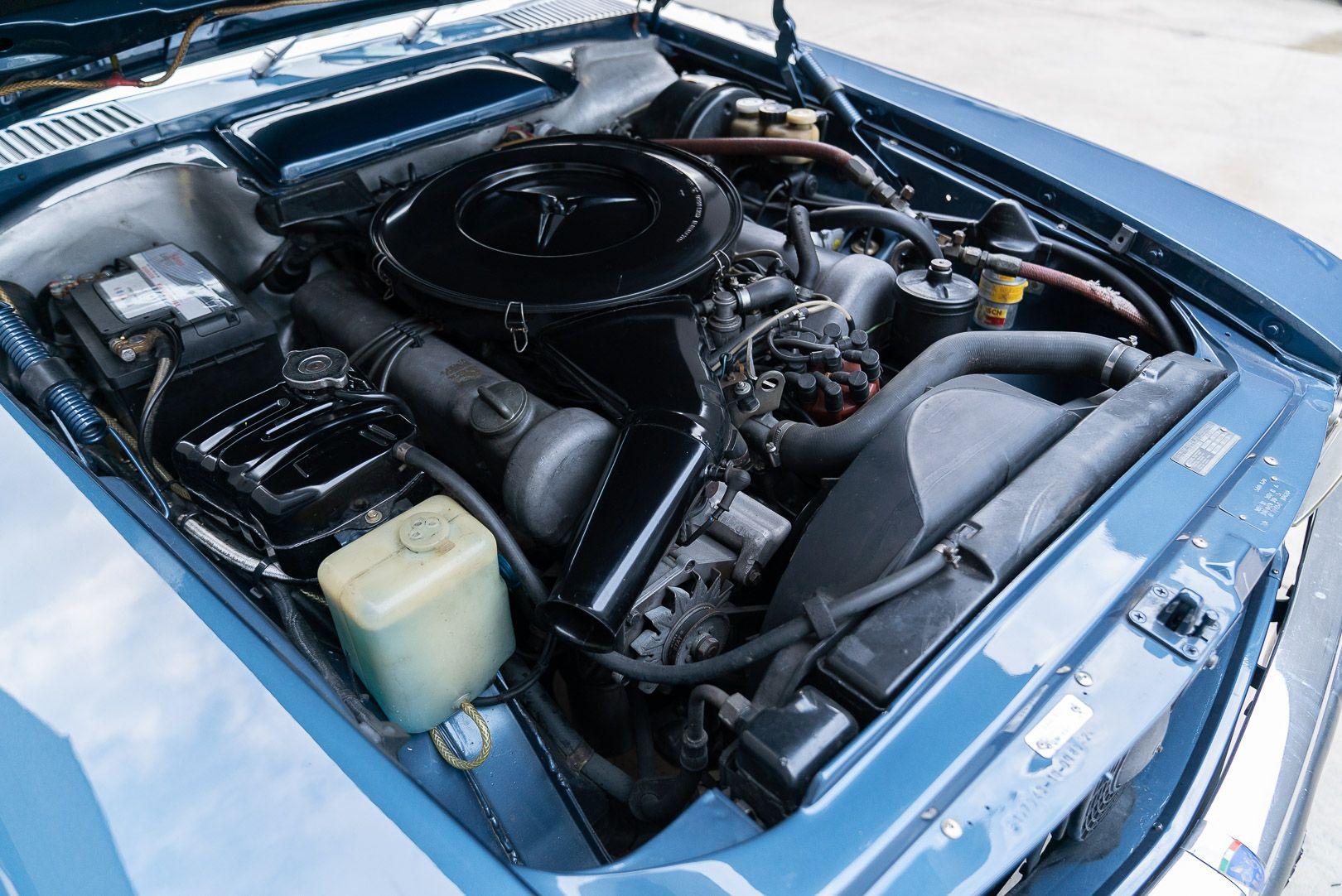 1972 Mercedes-Benz SL 350 78156