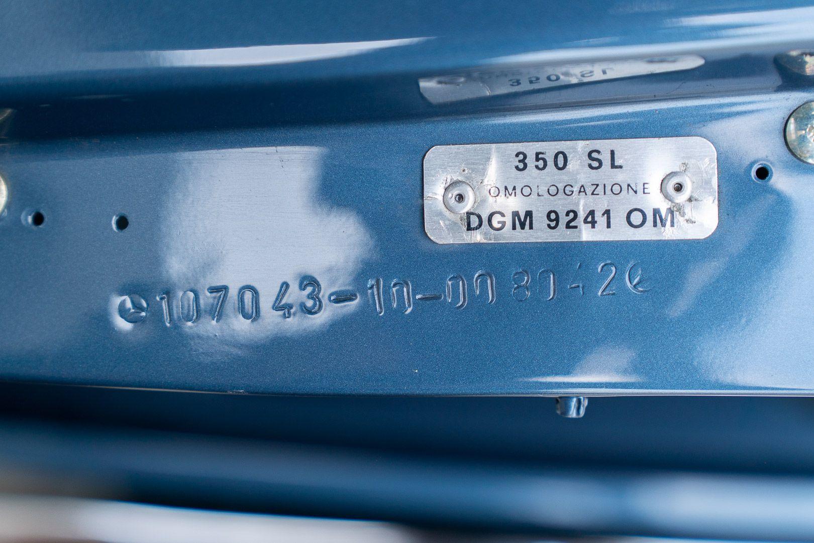 1972 Mercedes-Benz SL 350 78160