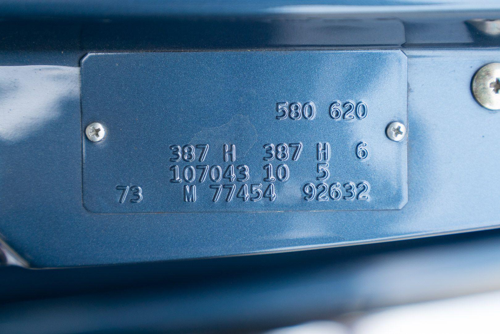 1972 Mercedes-Benz SL 350 78161
