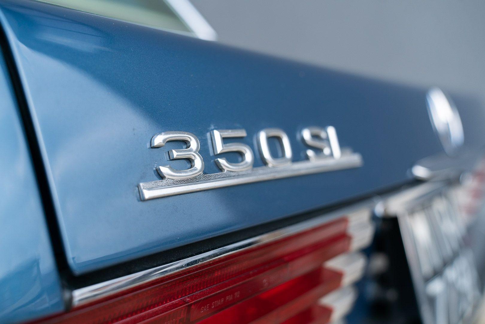1972 Mercedes-Benz SL 350 78110