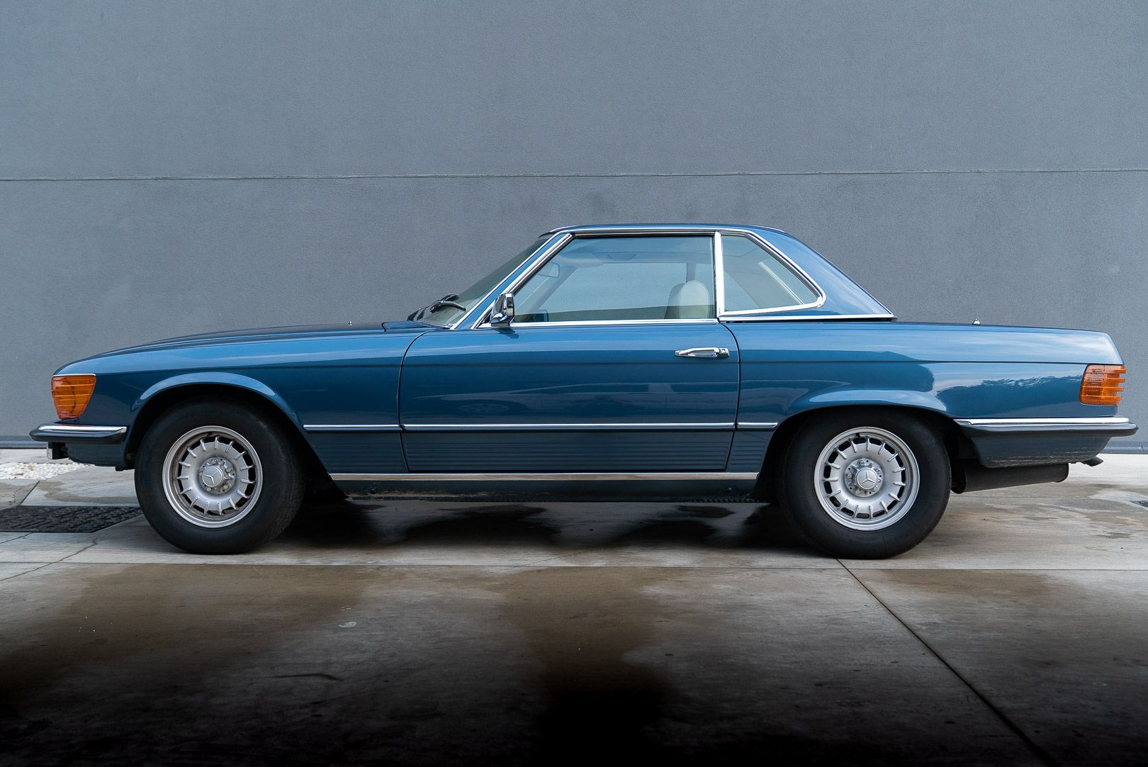 1972 Mercedes-Benz SL 350 78102