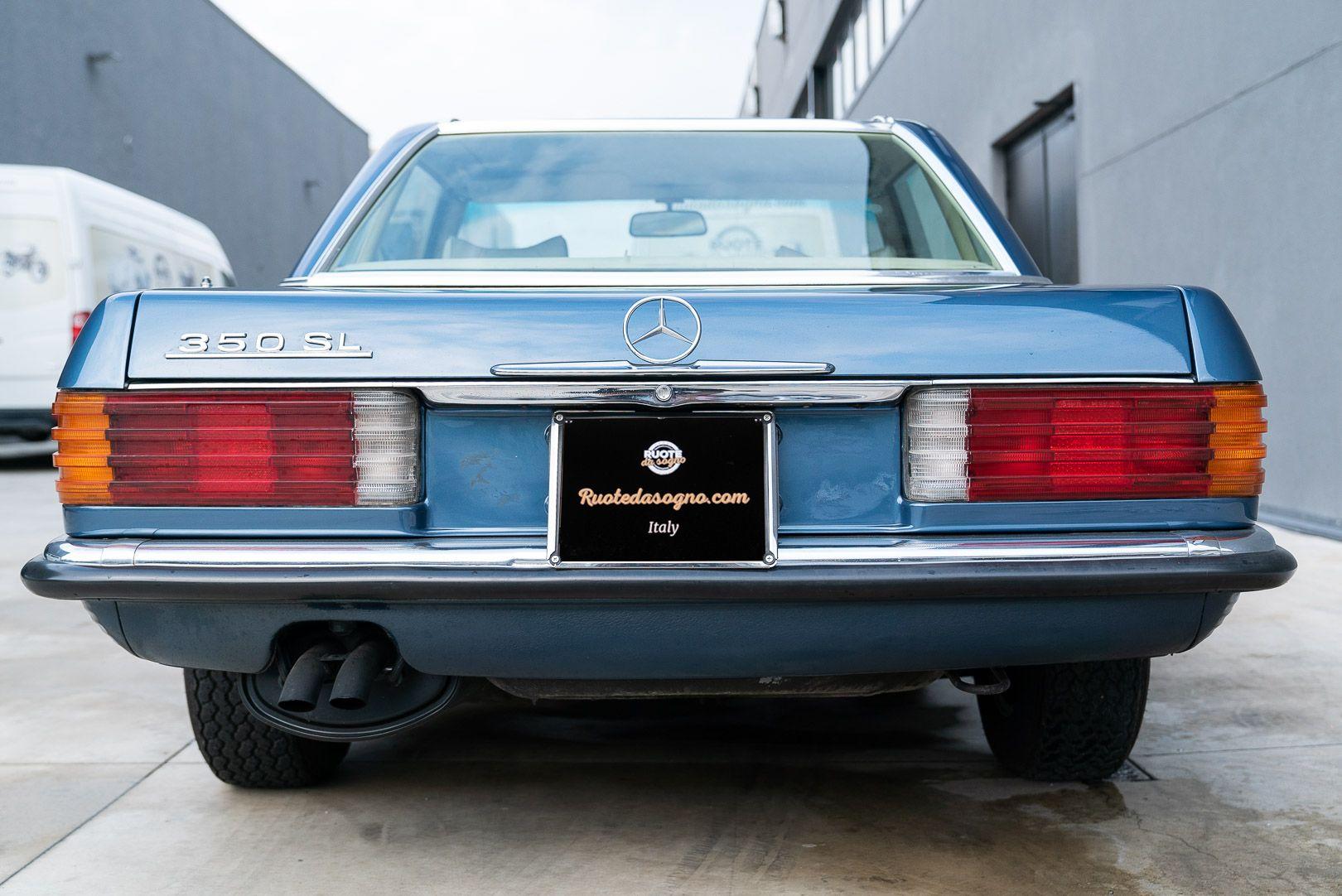 1972 Mercedes-Benz SL 350 78105