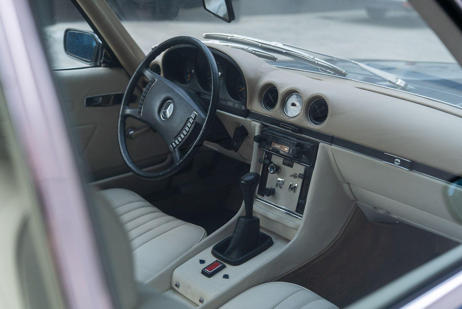 1972 Mercedes-Benz SL 350 78130