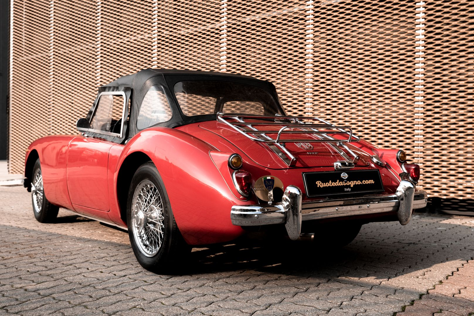 1961 MG A SPIDER 1600 60554