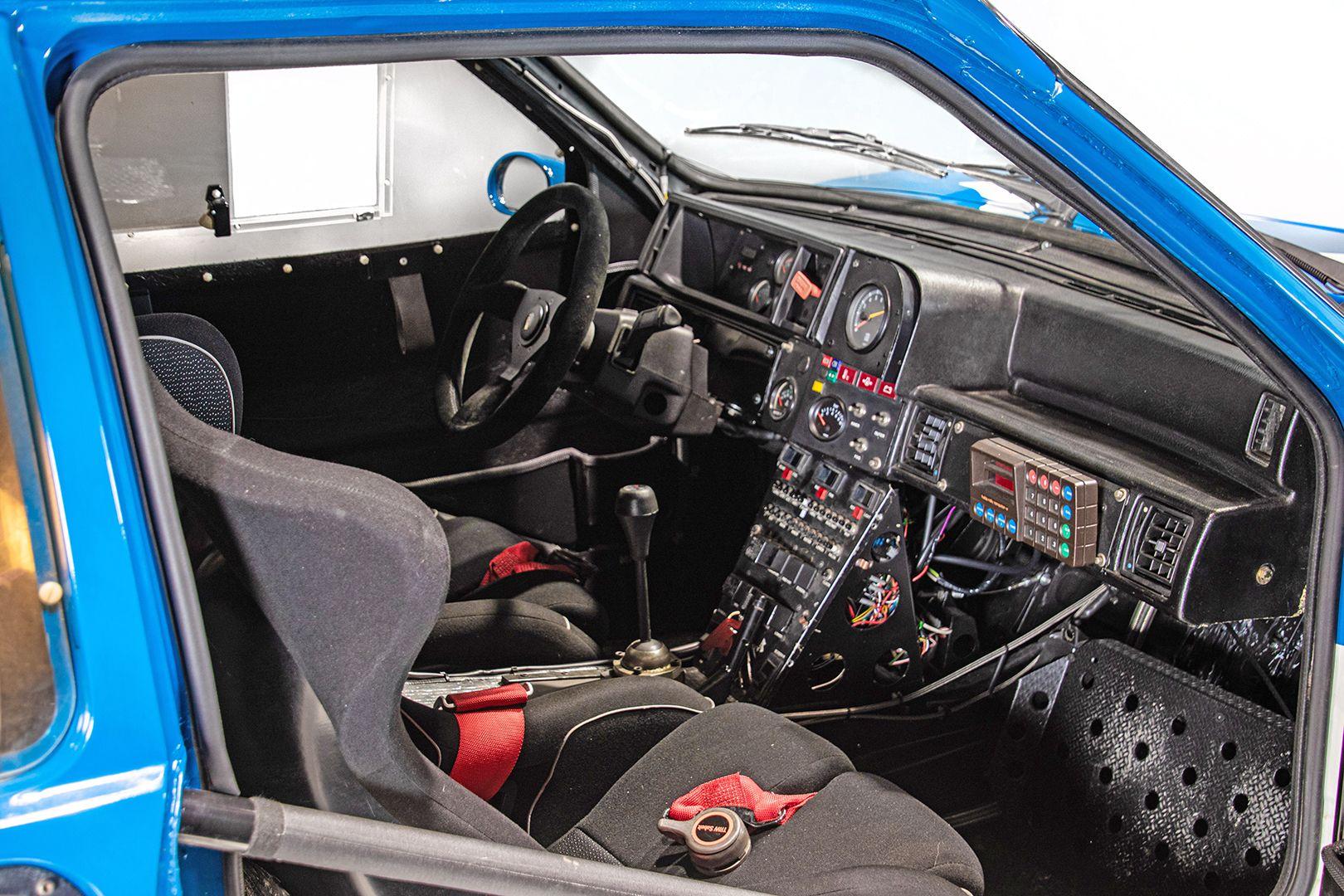 "1985 MG Metro 6R4 ""Gruppo B"" 55237"