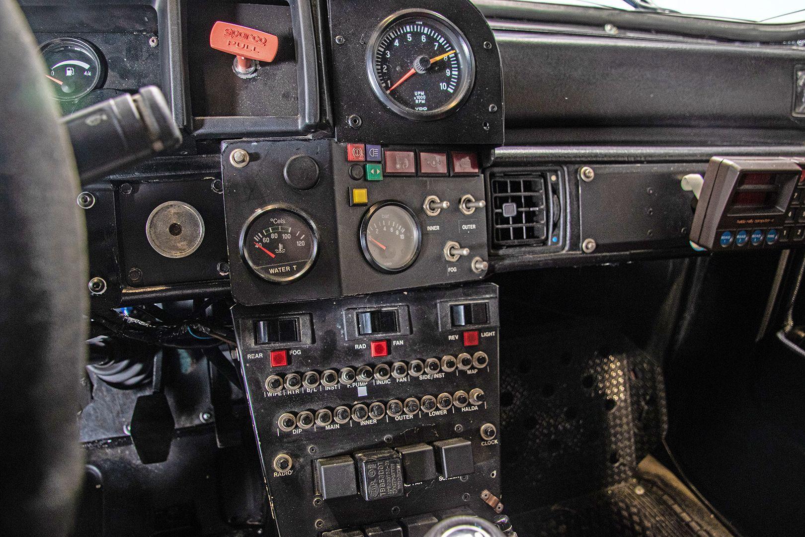 "1985 MG Metro 6R4 ""Gruppo B"" 55245"