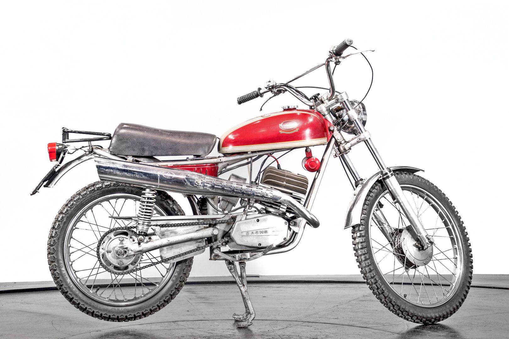 1995 Mondial 125 Enduro 75120