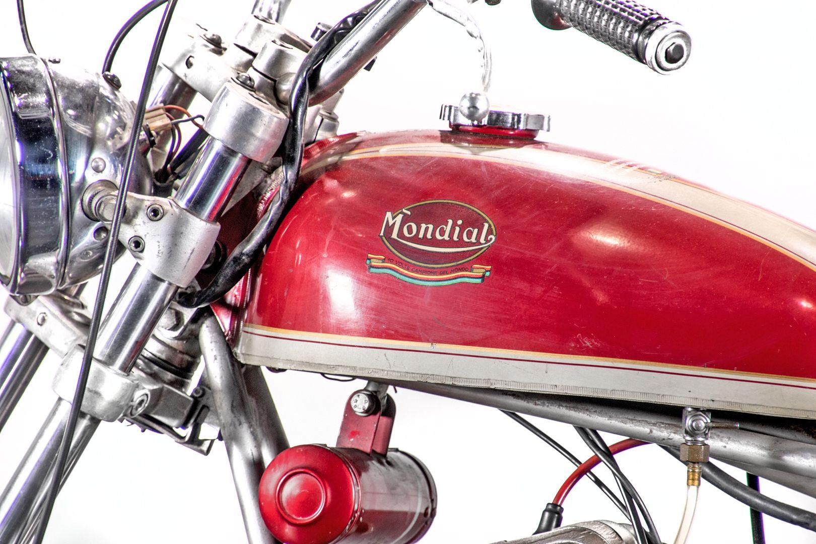 1995 Mondial 125 Enduro 75126