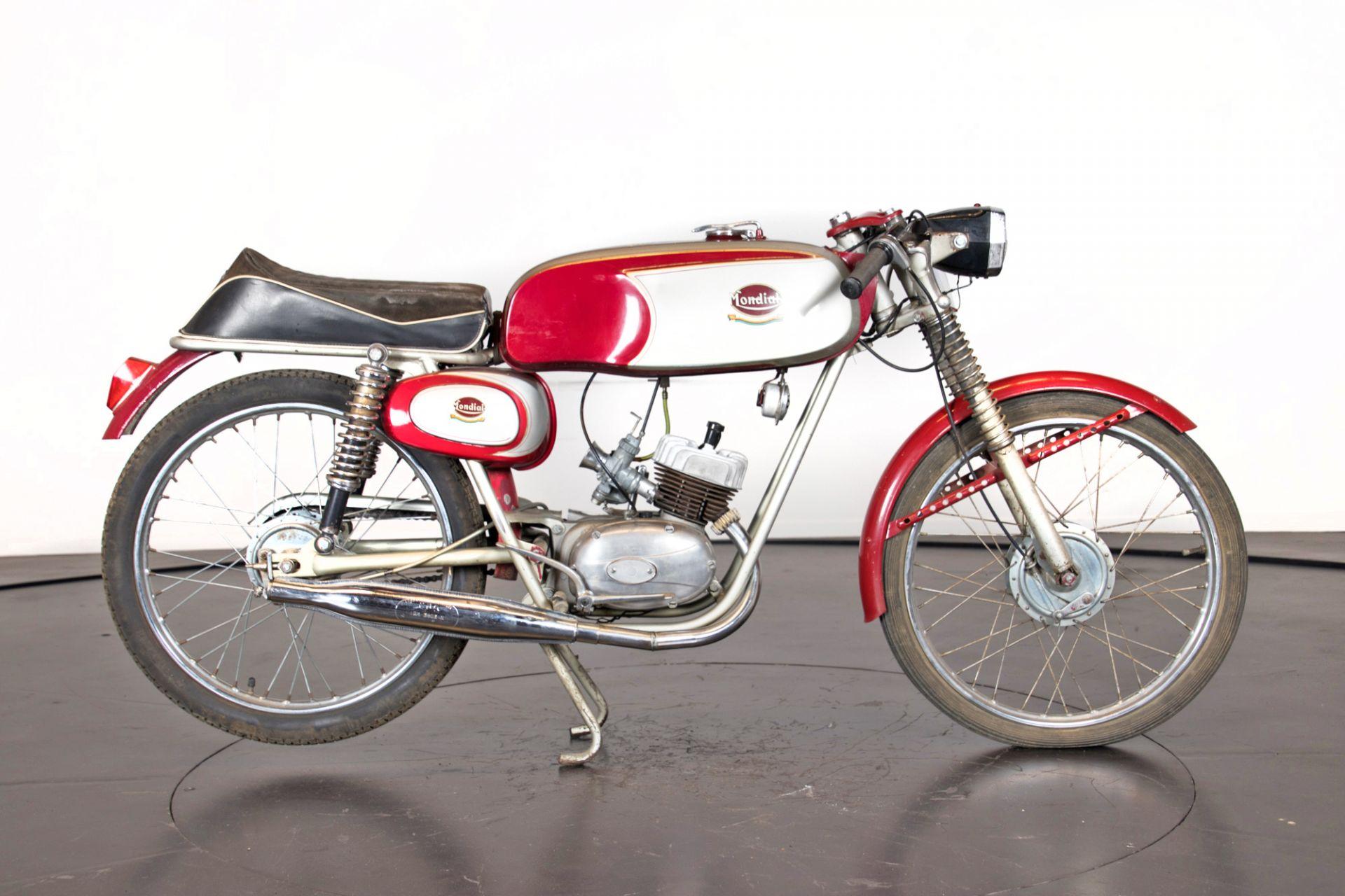1968 Mondial FB M 4 G  34961