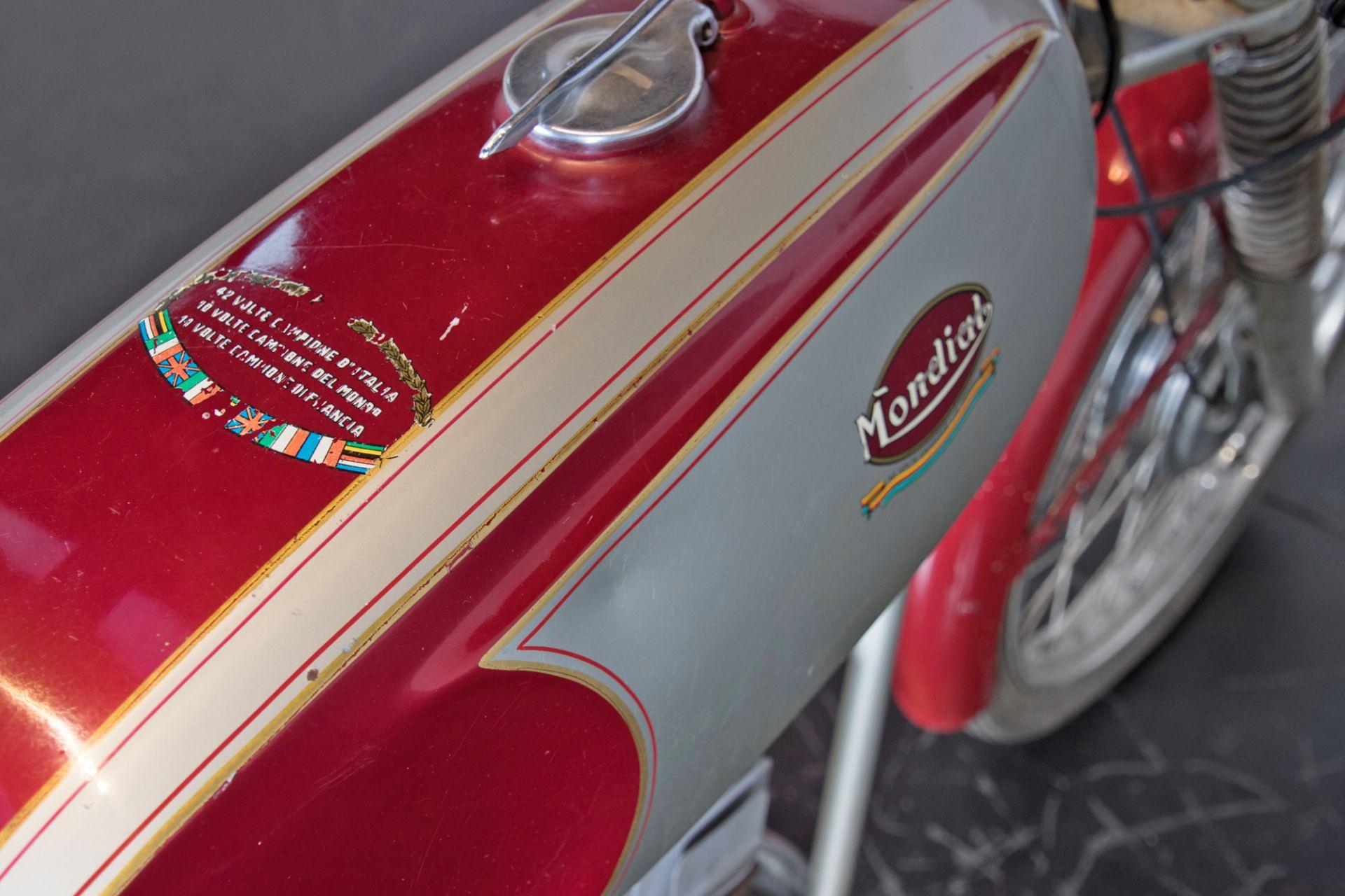 1968 Mondial FB M 4 G  34967