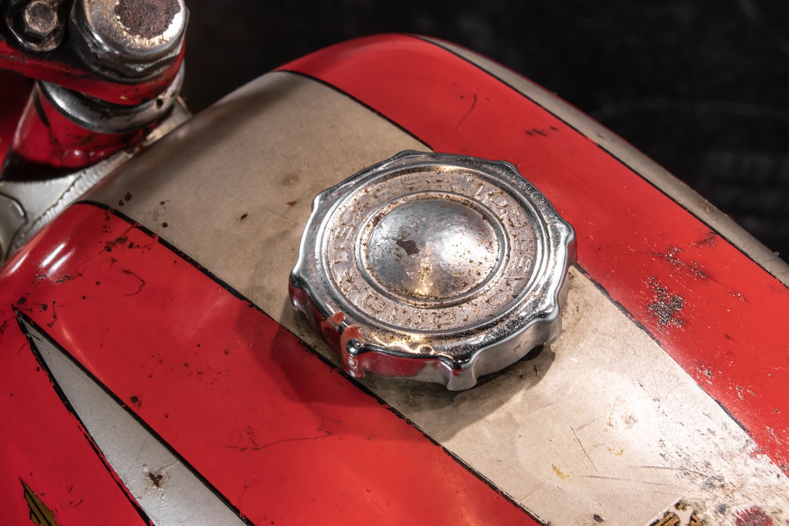 1967 Moto Morini Corsarino ZT Scrambler Tipo 1 77529