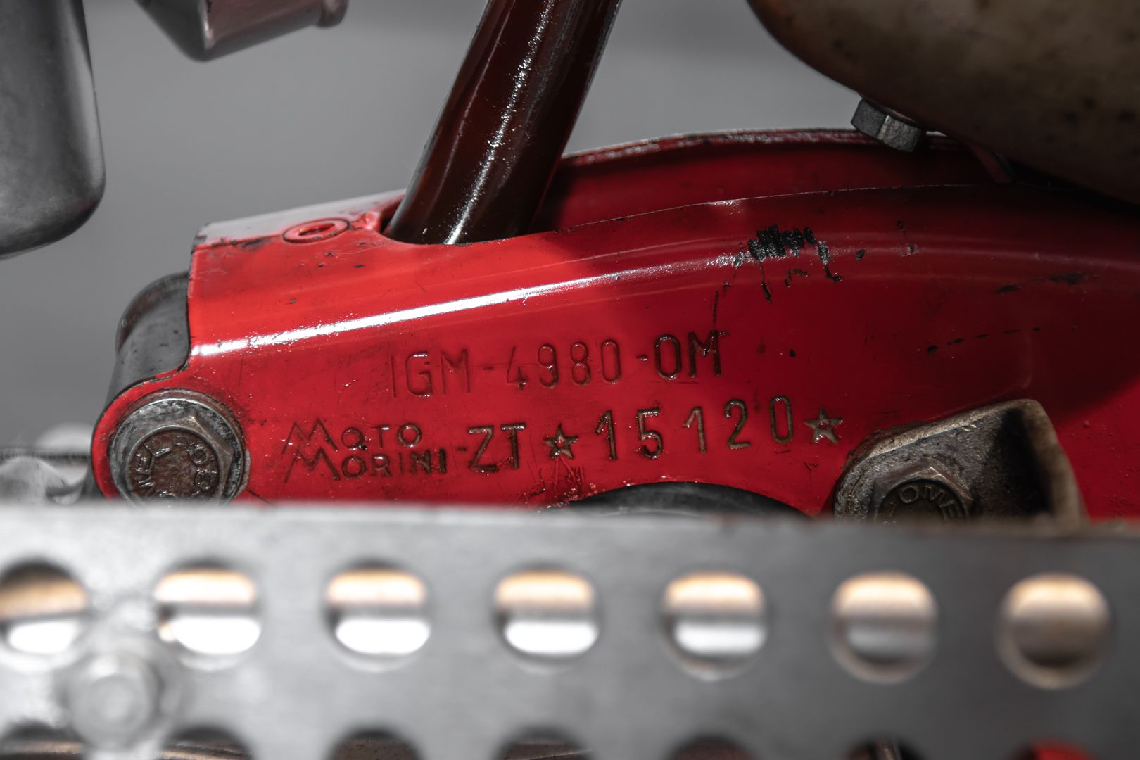 1967 Moto Morini Corsarino ZT Scrambler Tipo 1 77532