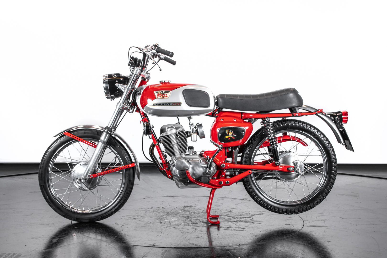 1971 Moto Morini Corsaro SS 150 77719