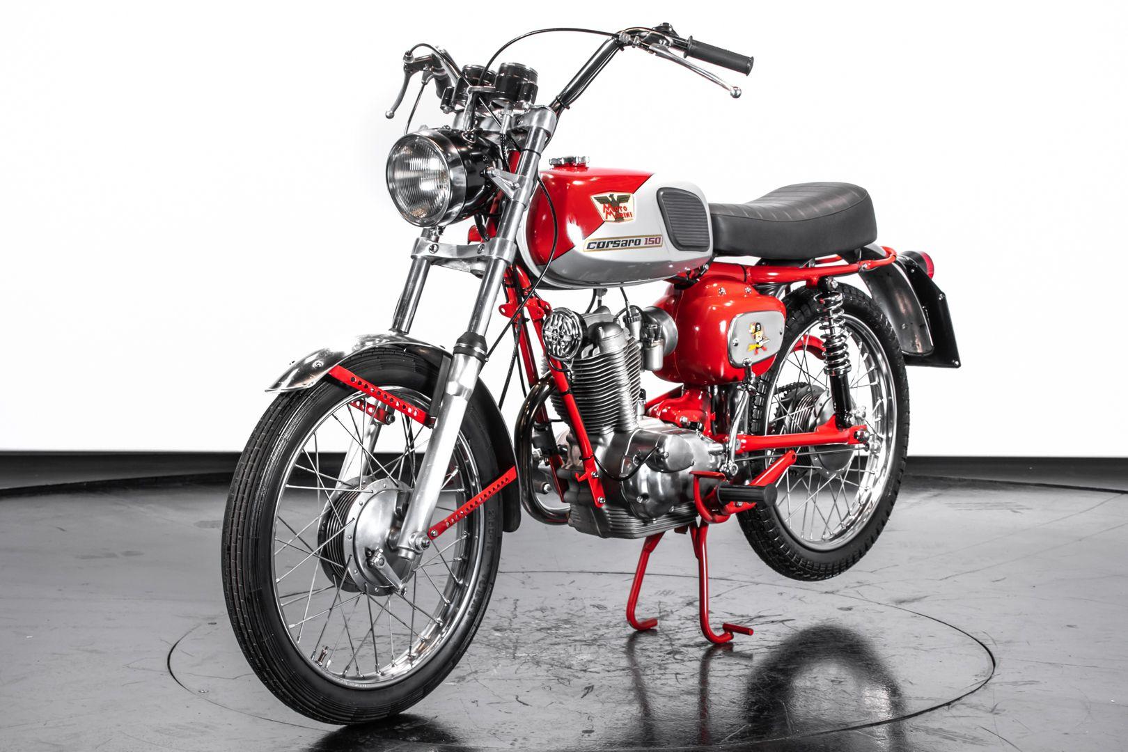 1971 Moto Morini Corsaro SS 150 77723