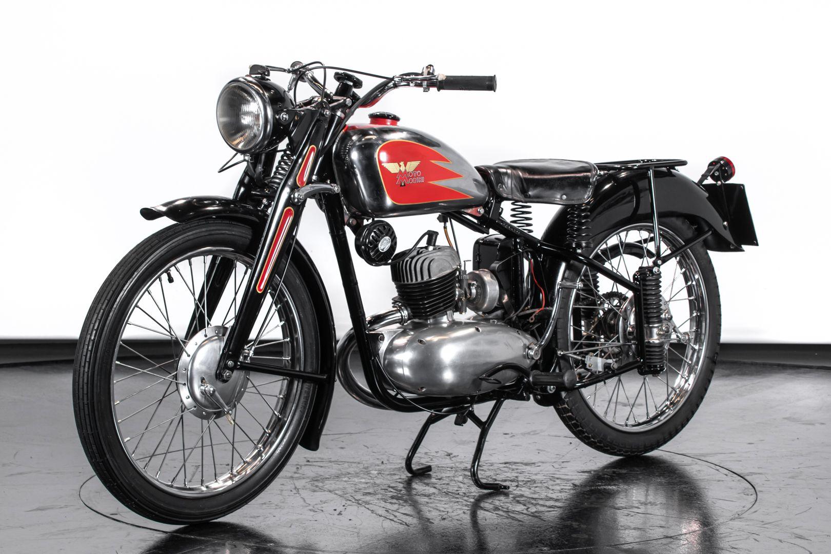 1952 Moto Morini Motore Lungo 2T 125 78769