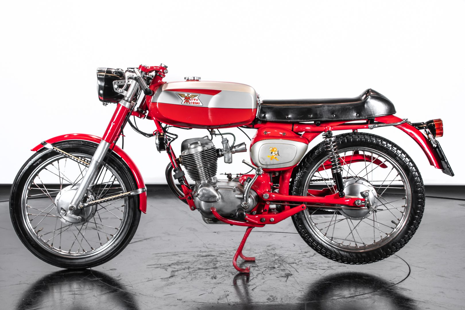 1968 Moto Morini Corsaro Sport Veloce 125 77744