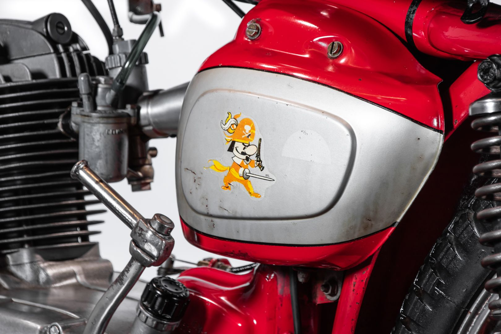 1968 Moto Morini Corsaro Sport Veloce 125 77752