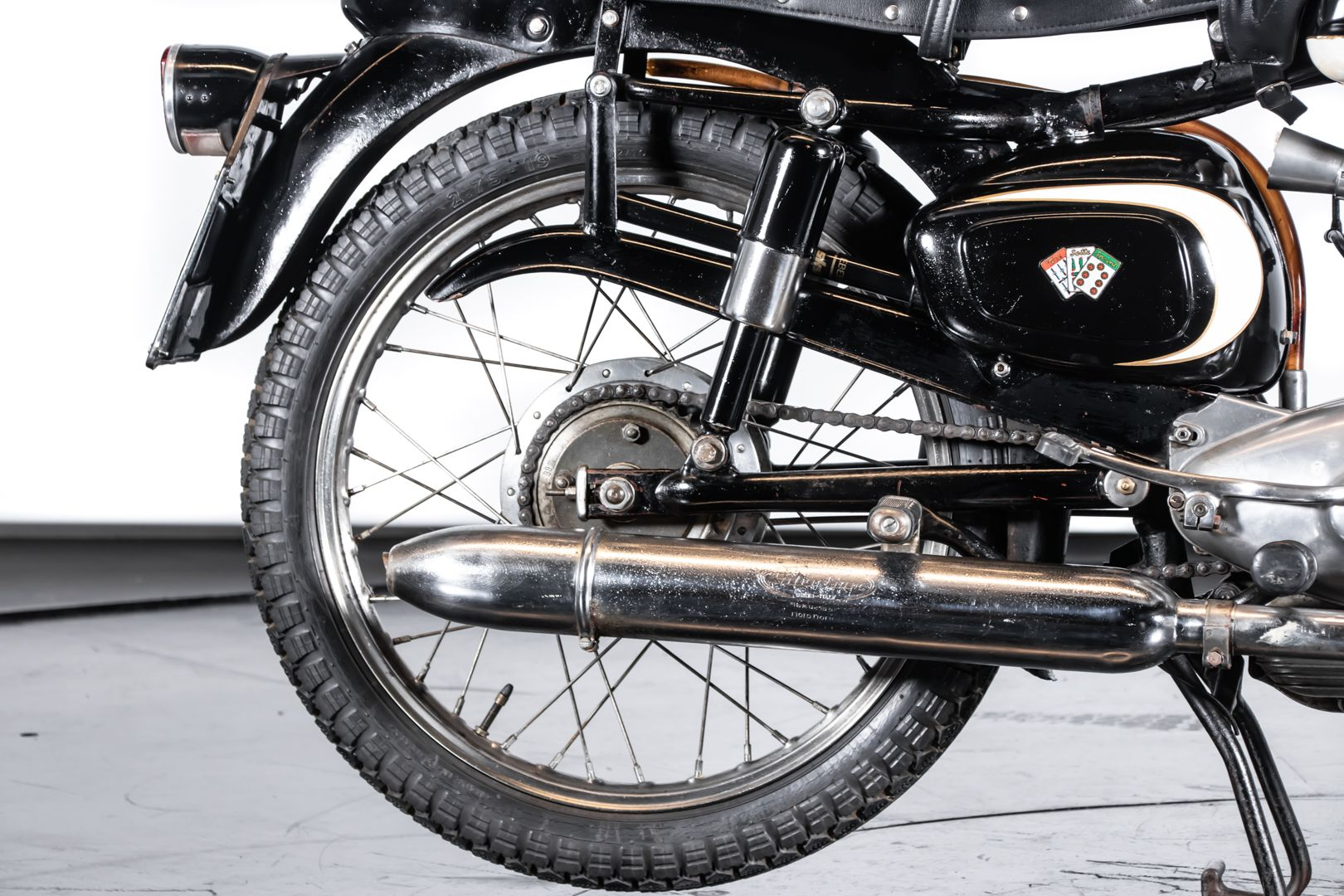 1960 Moto Morini Tresette Sprint 175 76466