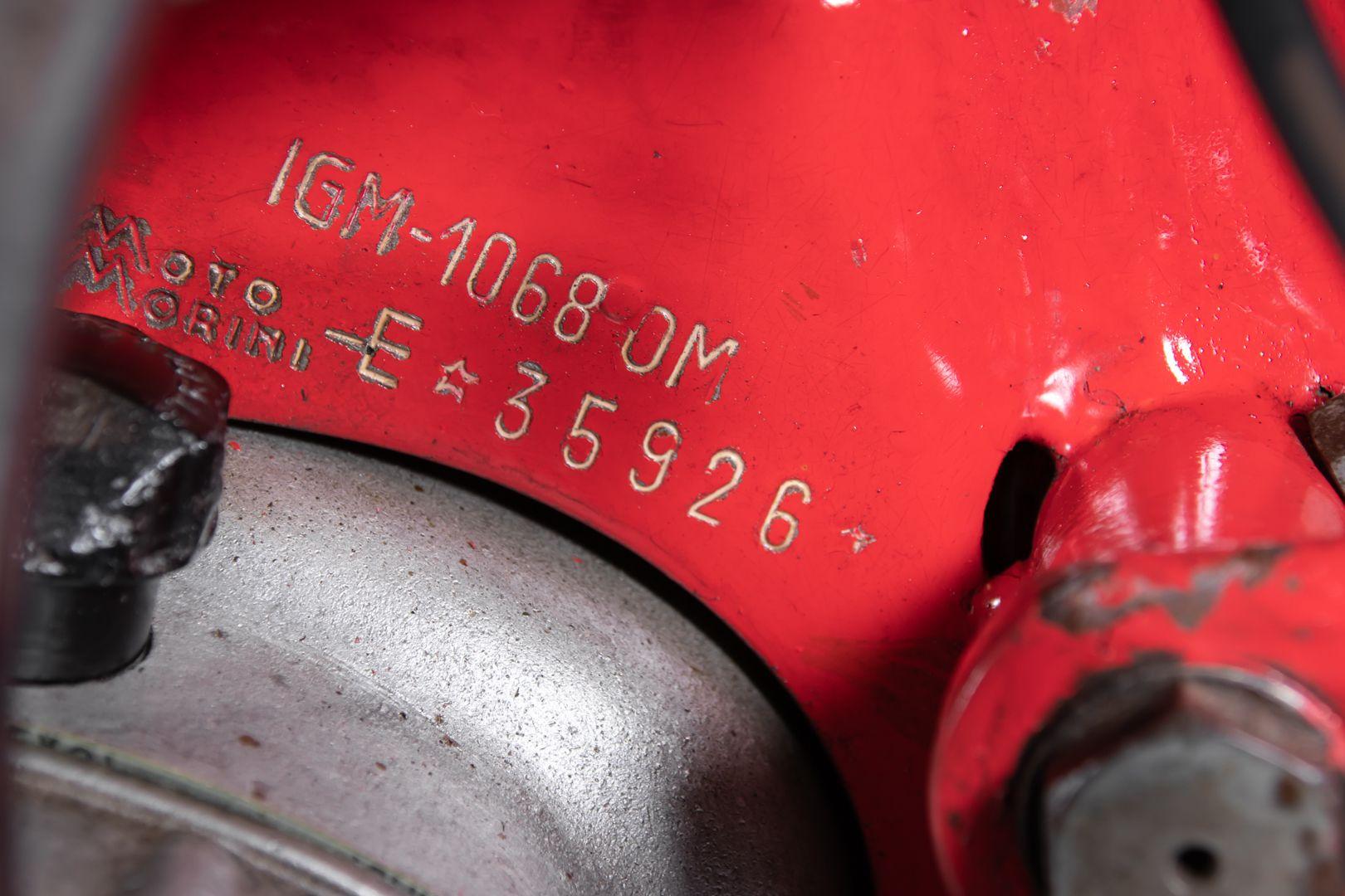 1968 Moto Morini Corsaro Regolarità 150 75937