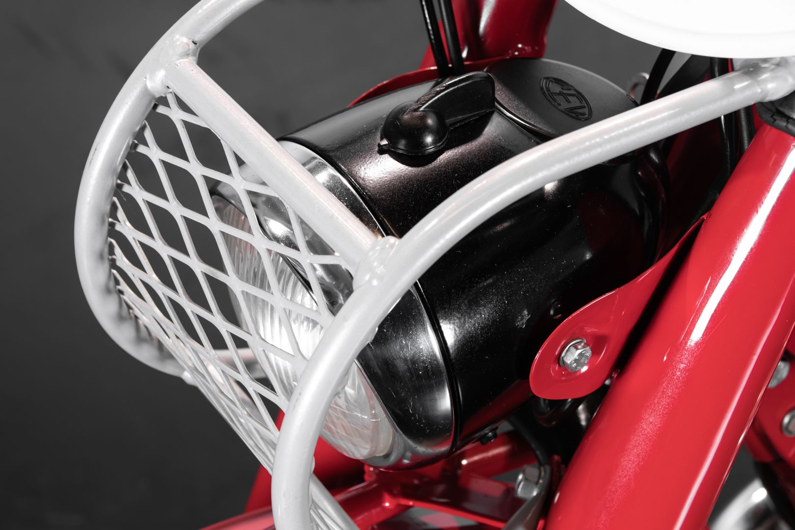 1966 Moto Morini Regolarità Griglione 125 77324