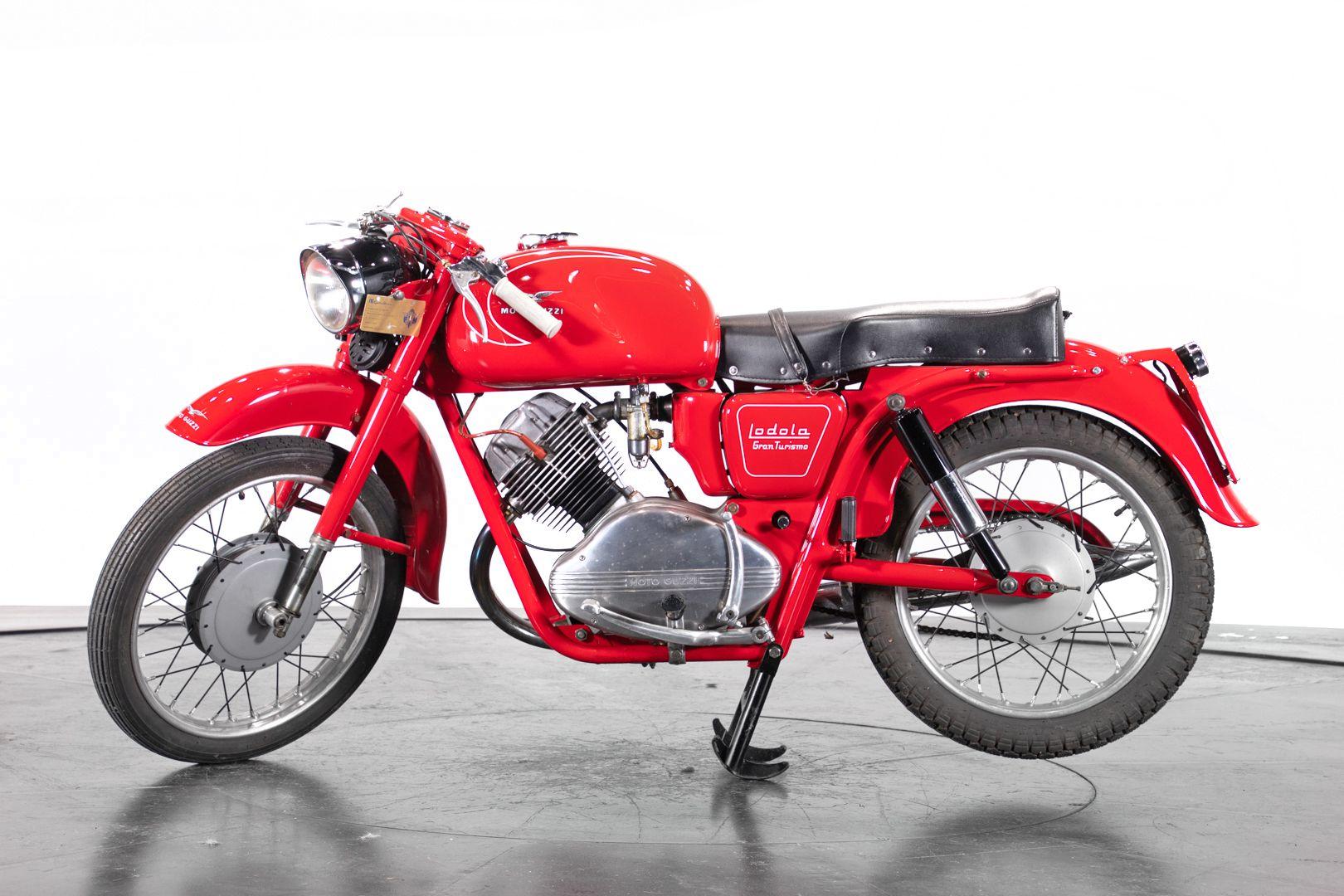 1959 Moto Guzzi Lodola 235 GT 41884