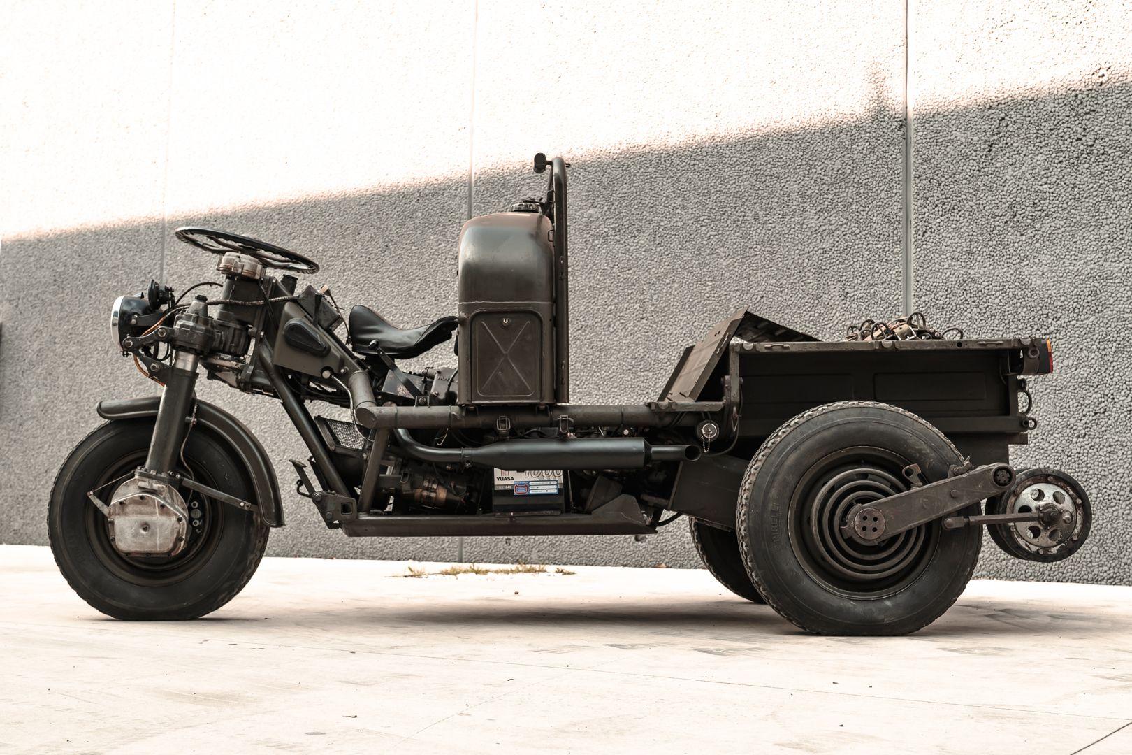 1960 Moto Guzzi Mulo Meccanico 63219