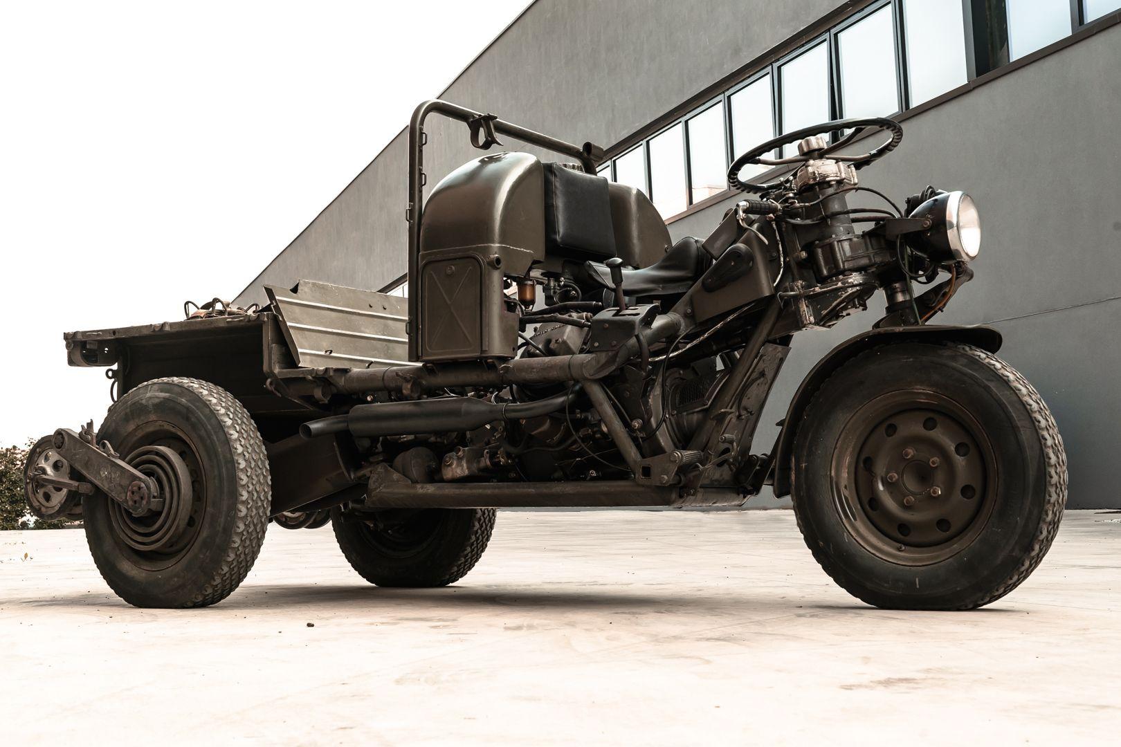 1960 Moto Guzzi Mulo Meccanico 63221