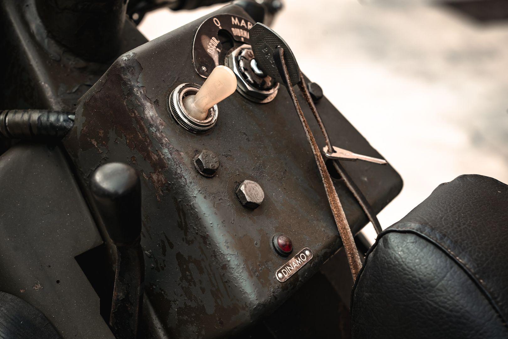 1960 Moto Guzzi Mulo Meccanico 63234