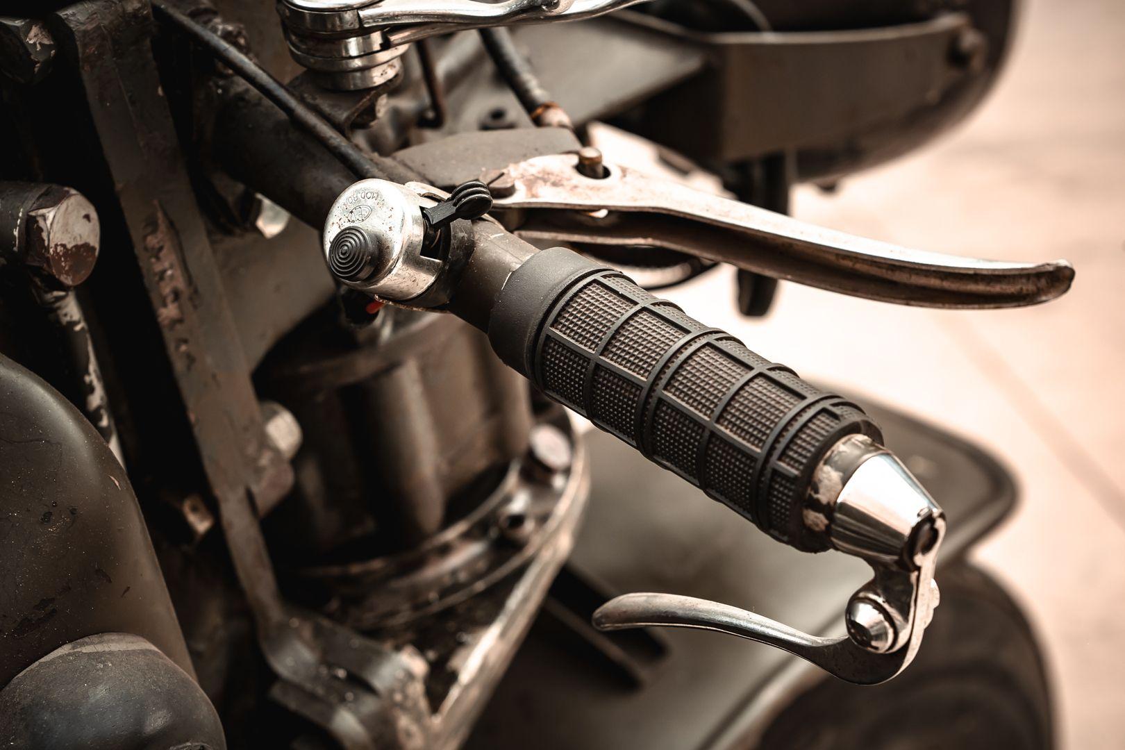1960 Moto Guzzi Mulo Meccanico 63238