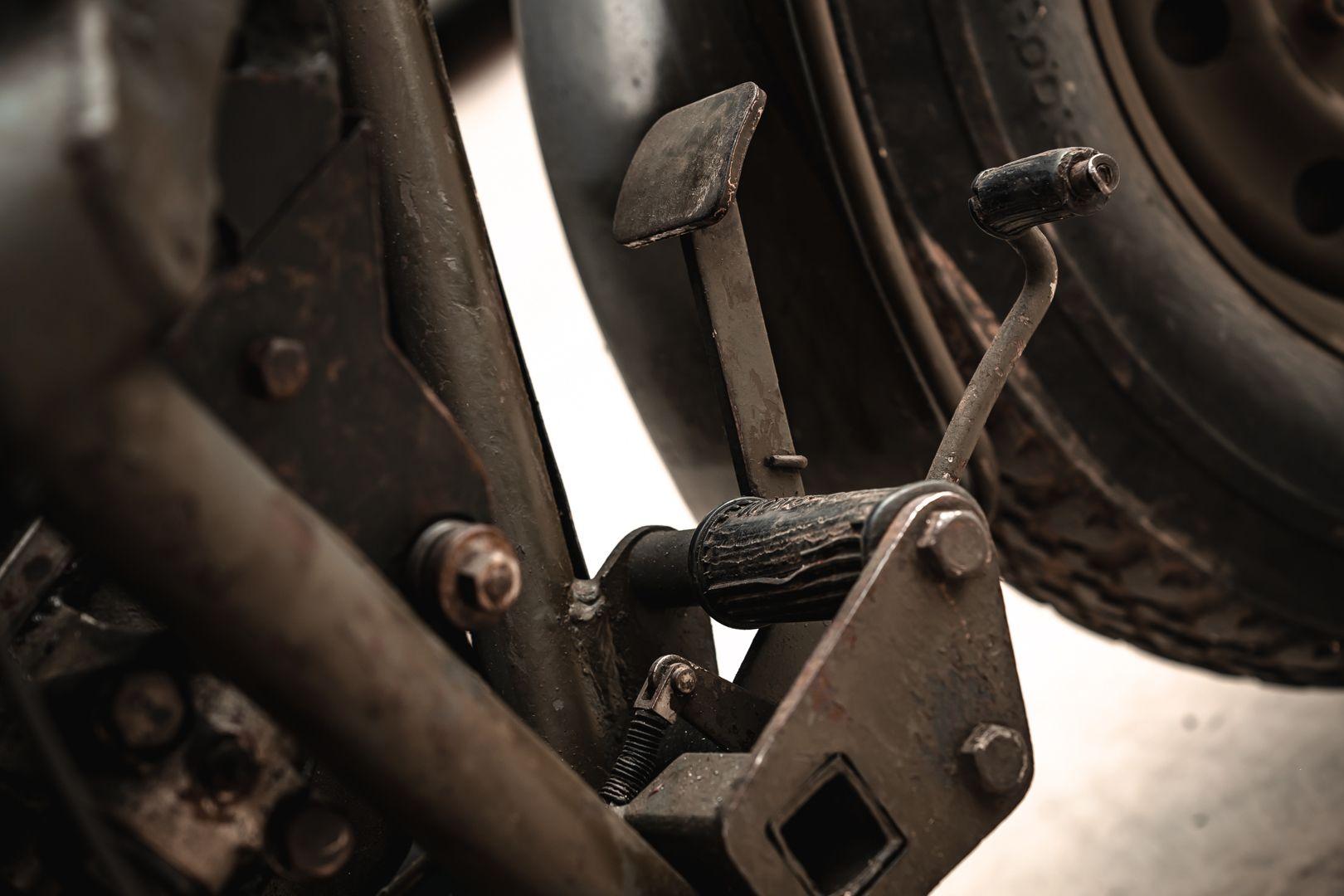 1960 Moto Guzzi Mulo Meccanico 63242