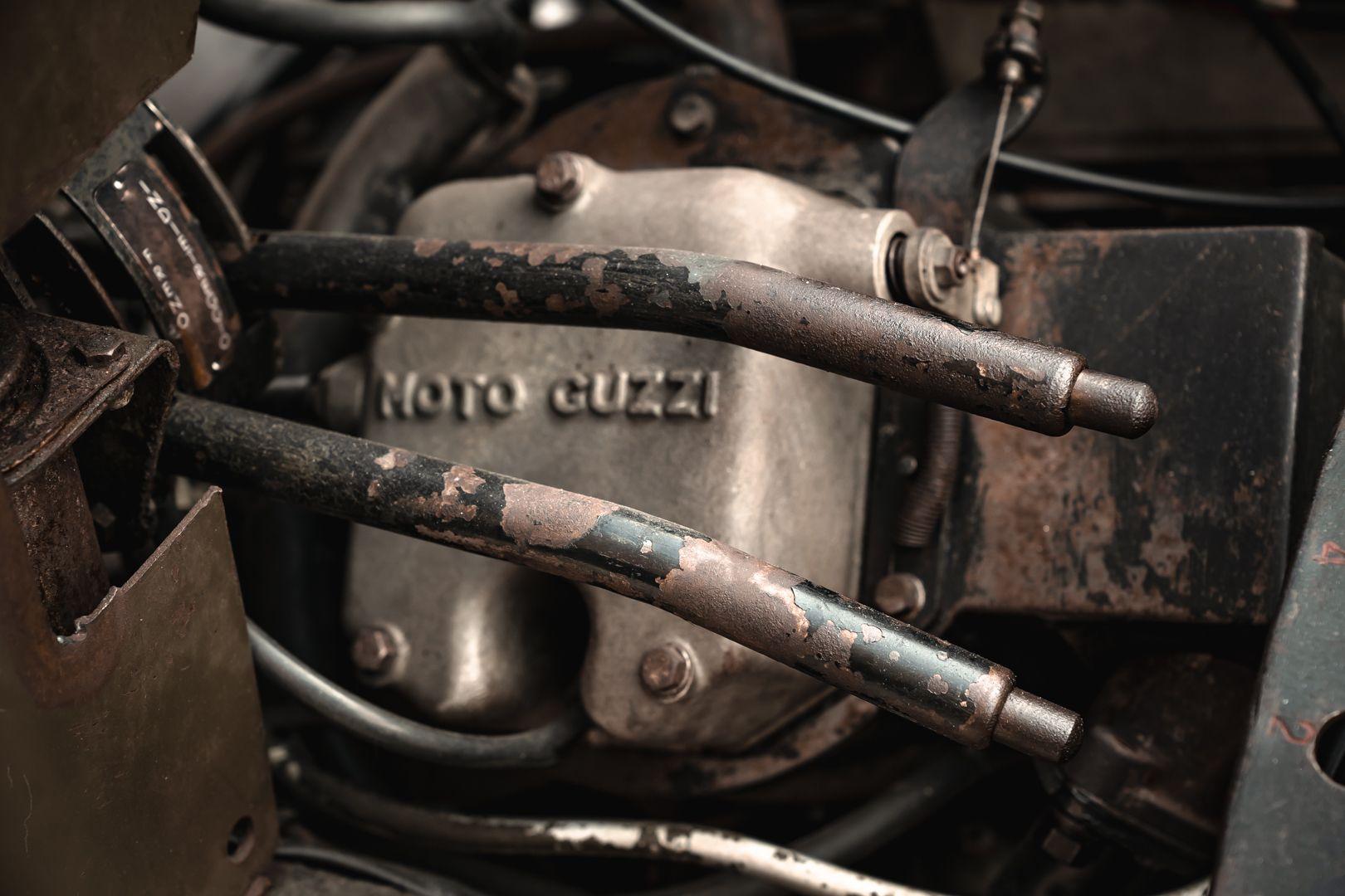 1960 Moto Guzzi Mulo Meccanico 63244