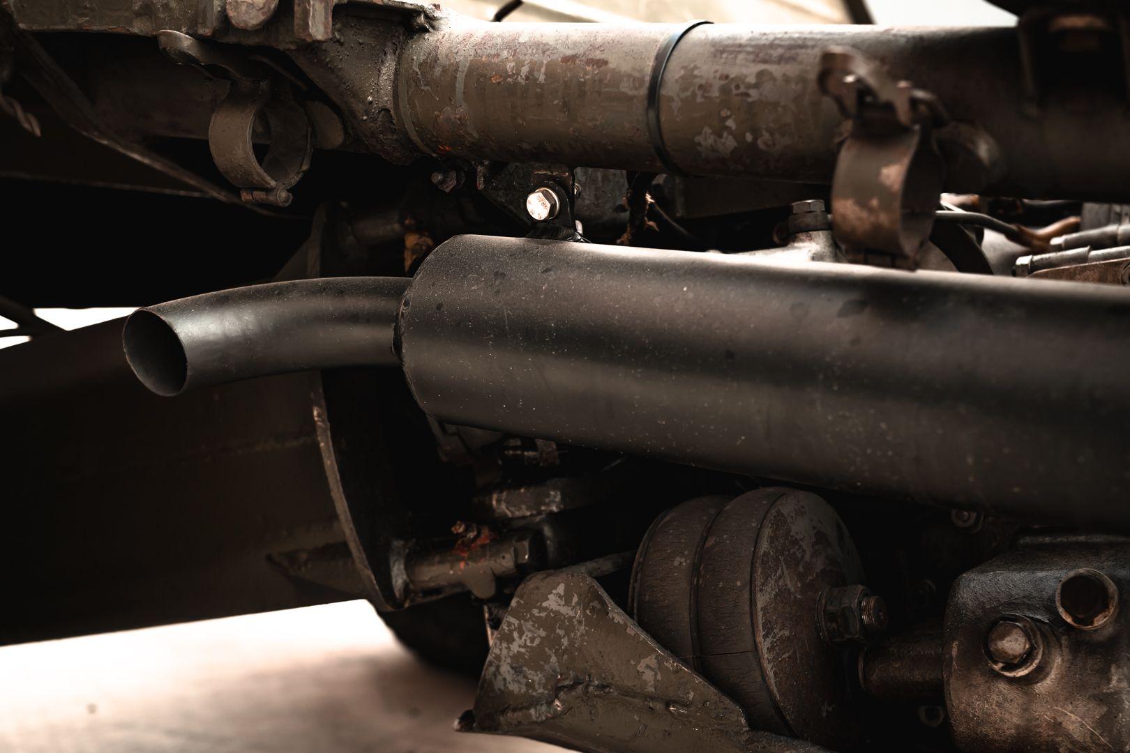 1960 Moto Guzzi Mulo Meccanico 63255