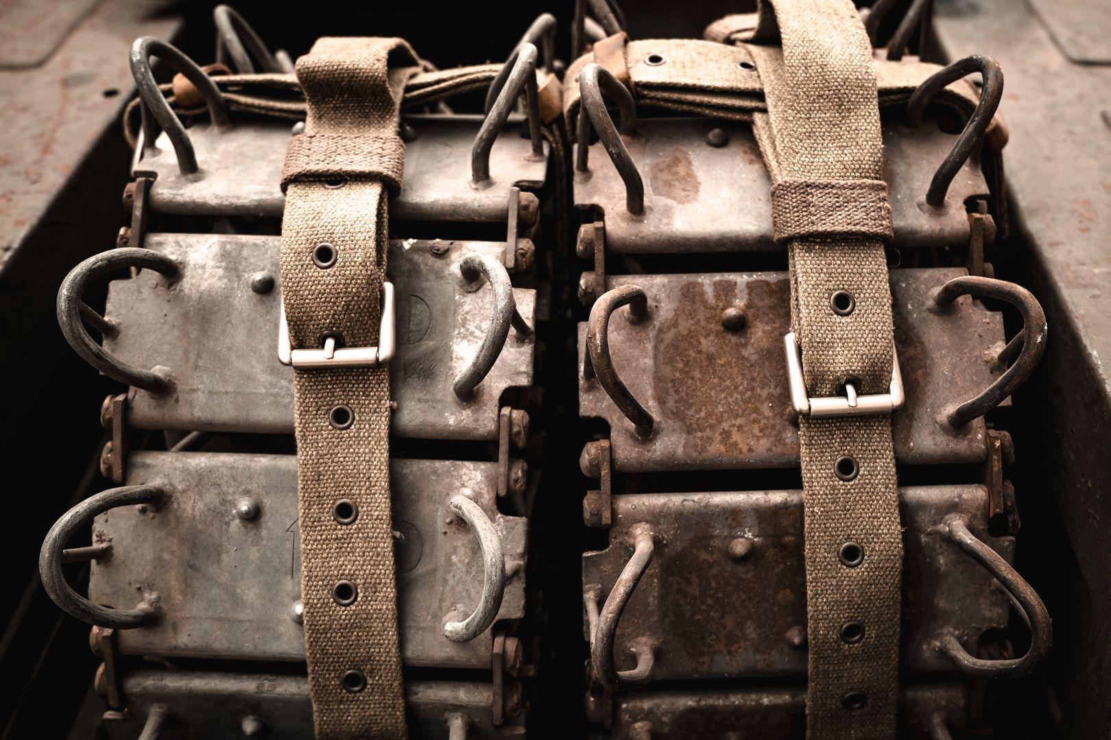 1960 Moto Guzzi Mulo Meccanico 63260