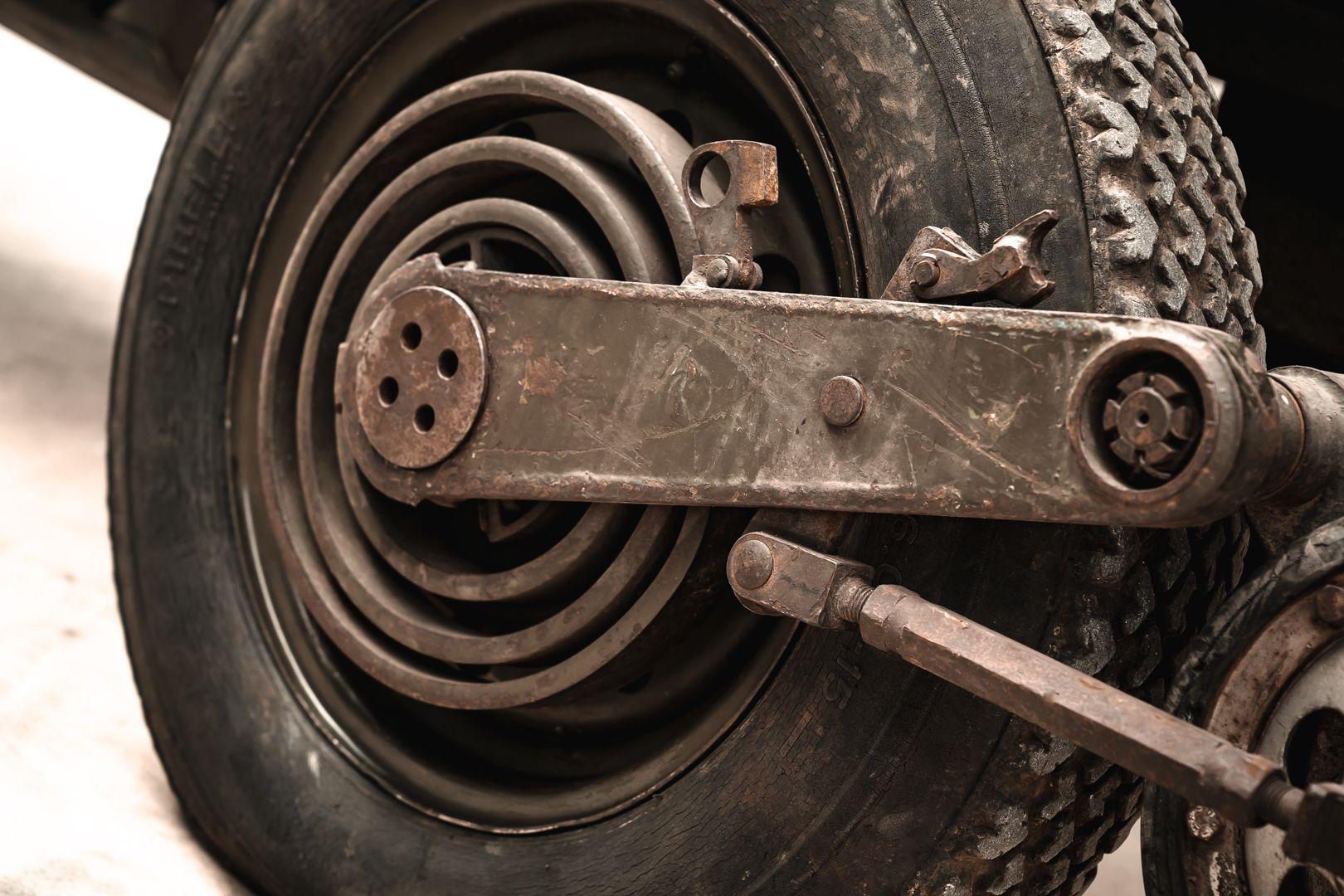 1960 Moto Guzzi Mulo Meccanico 63267