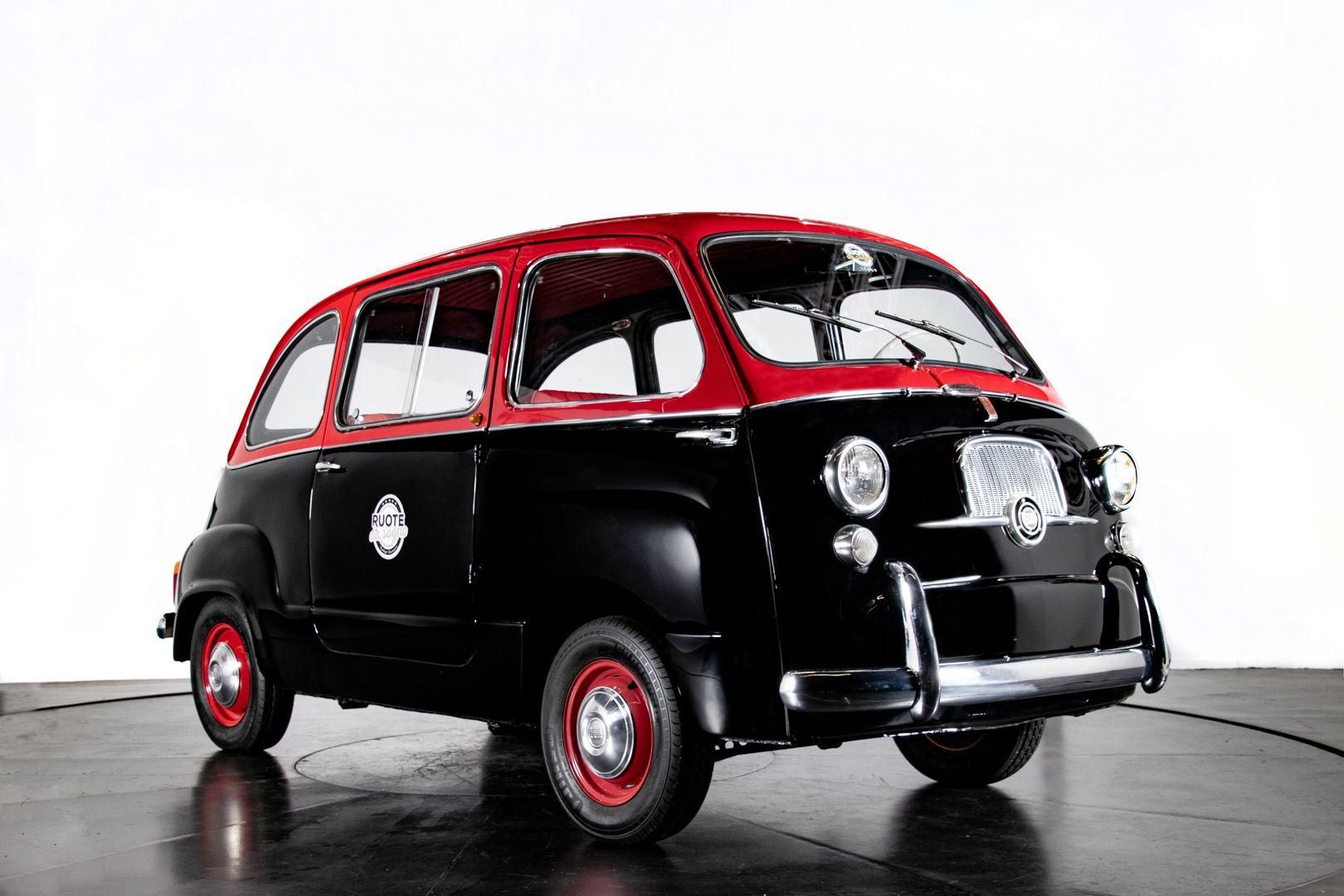 1963 Fiat 600 Multipla-E 36345