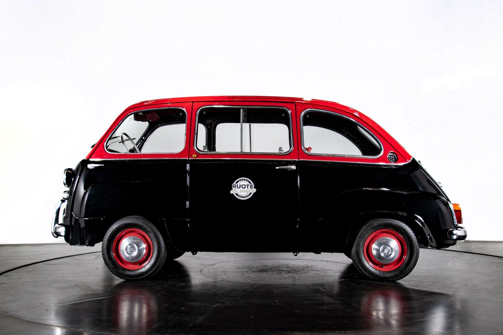 1963 Fiat 600 Multipla-E 36348