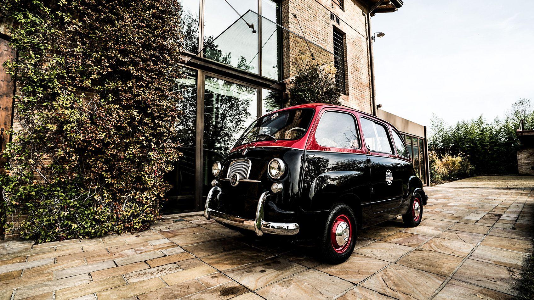 1963 Fiat 600 Multipla-E 40250
