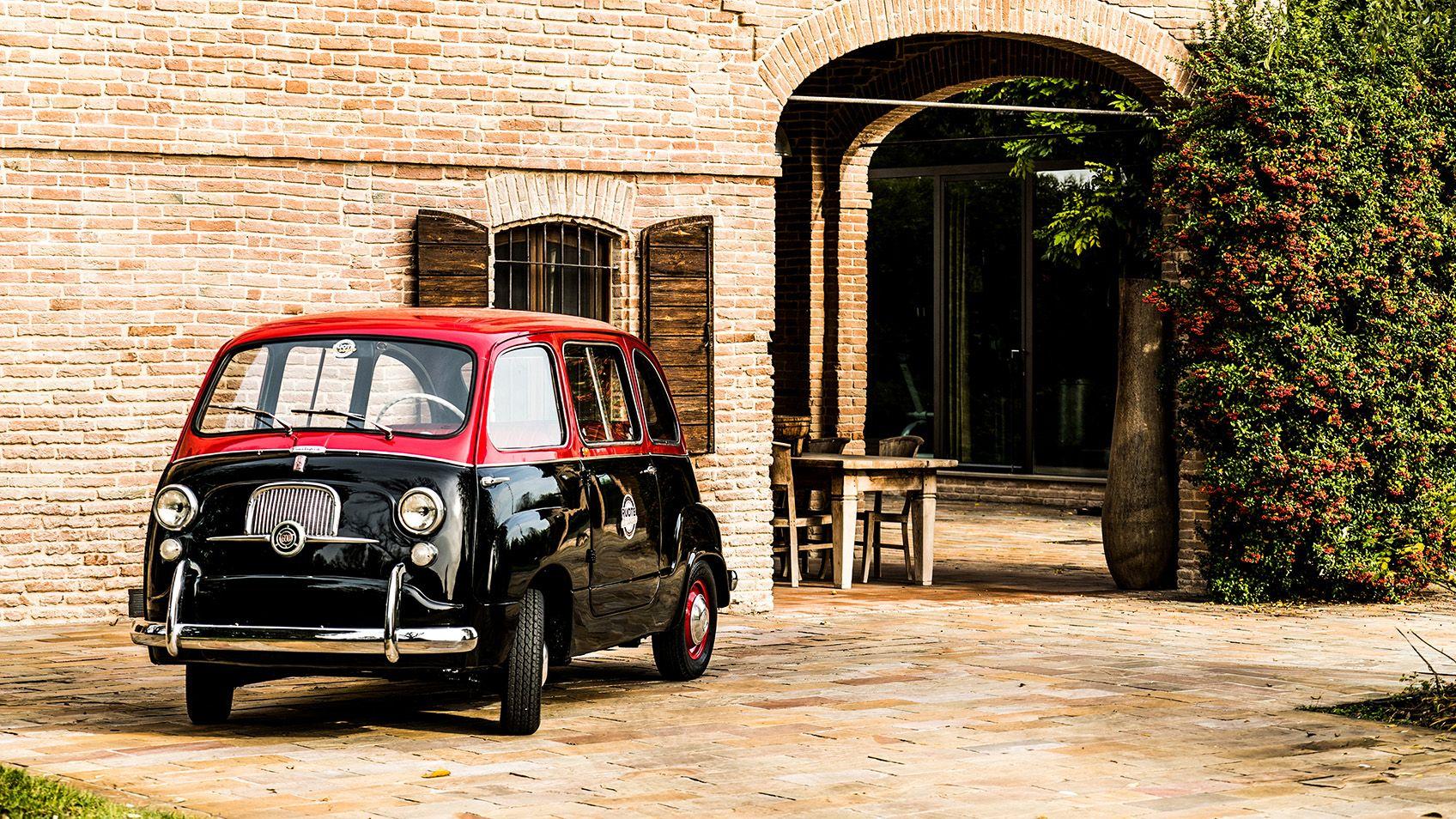 1963 Fiat 600 Multipla-E 40249