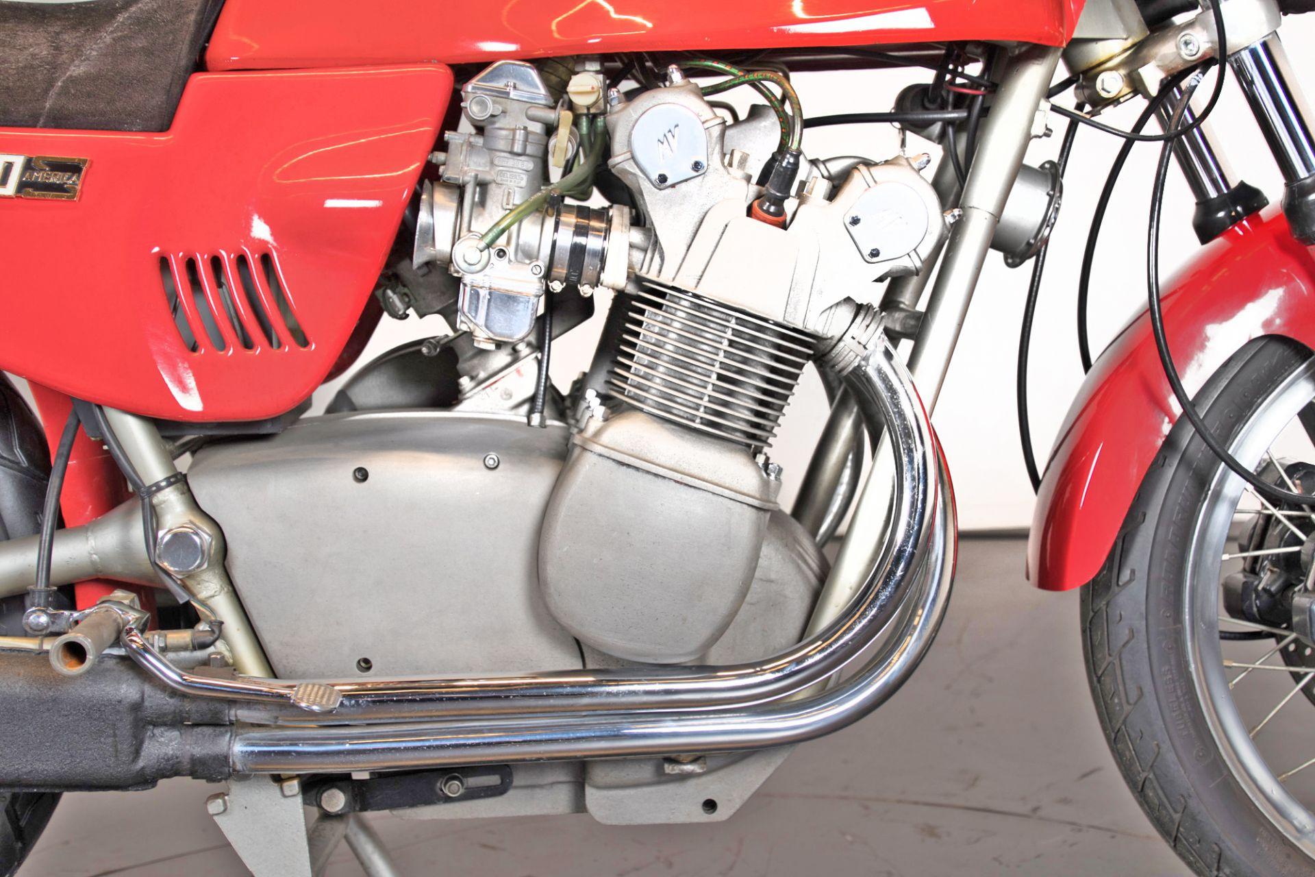 1976 MV Agusta 750 America 35405