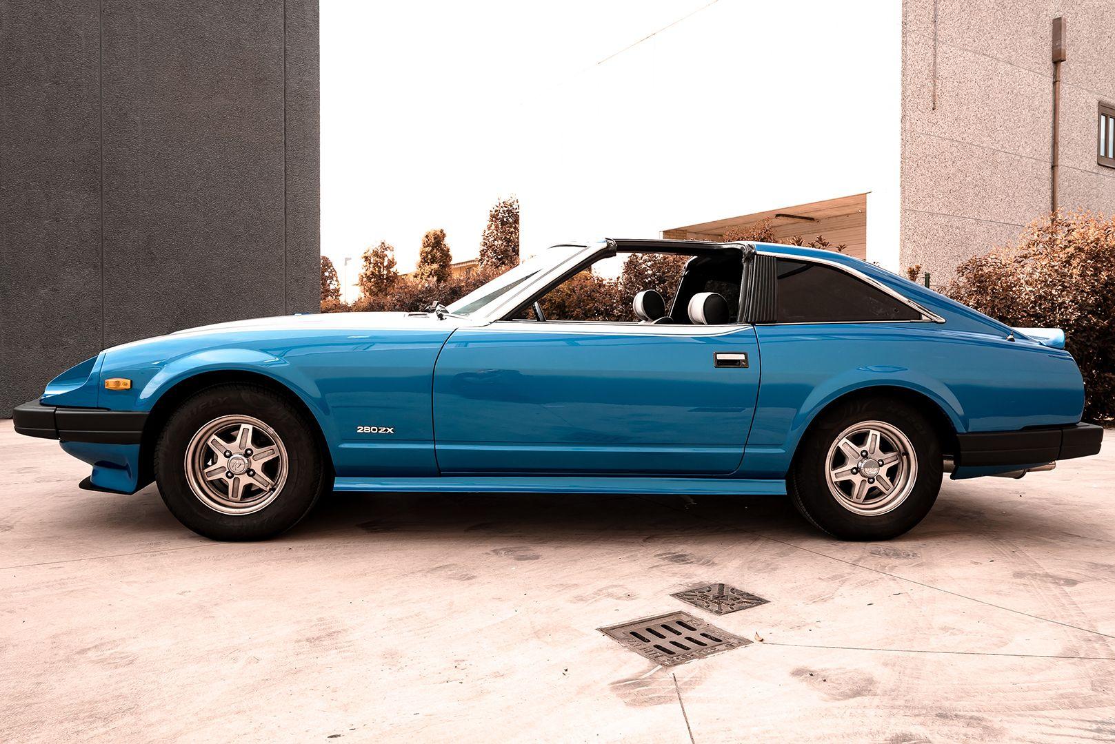 1982 Nissan Datsun 280 ZX 70119