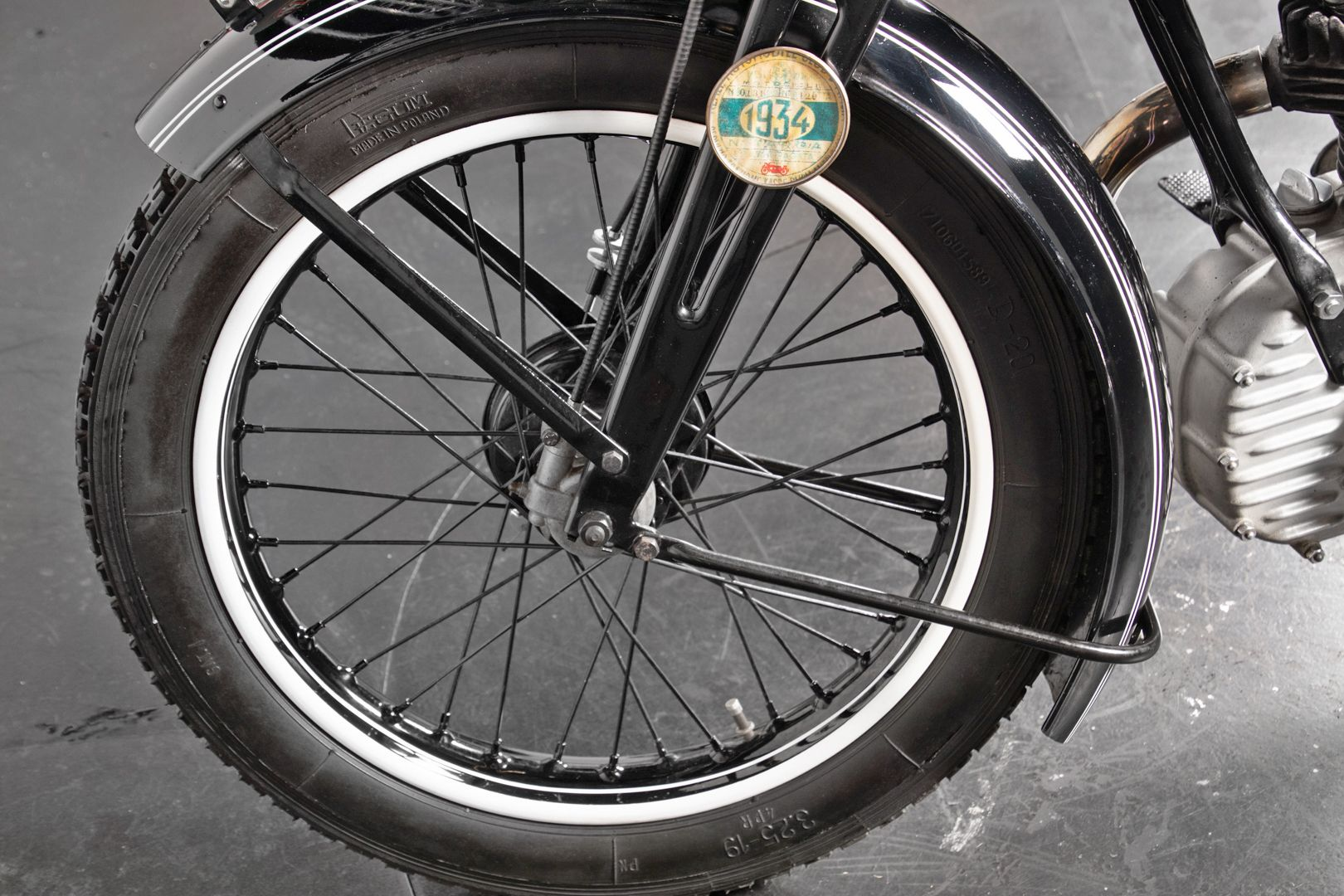 1934 NSU 250 37819