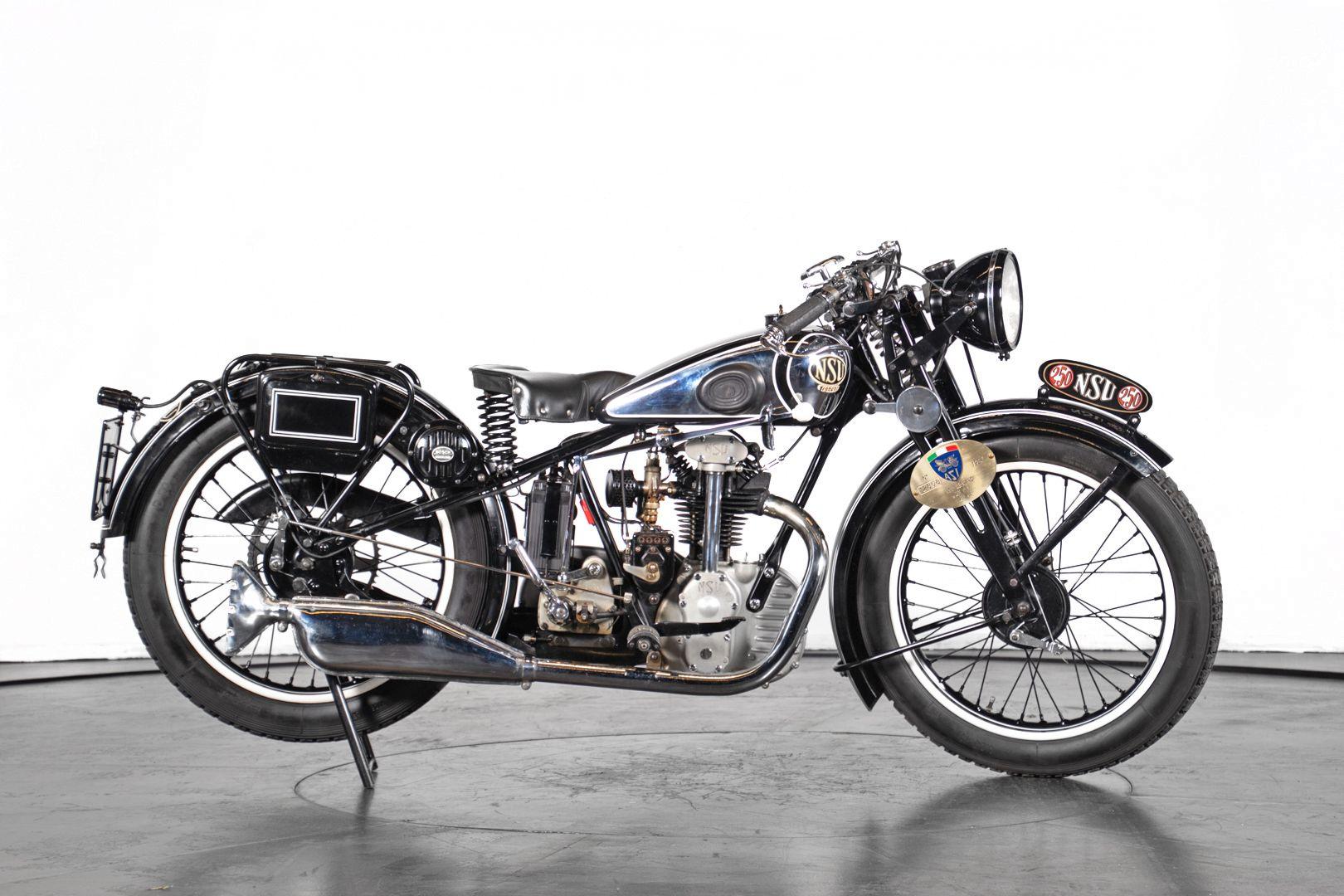 1934 NSU 250 37808