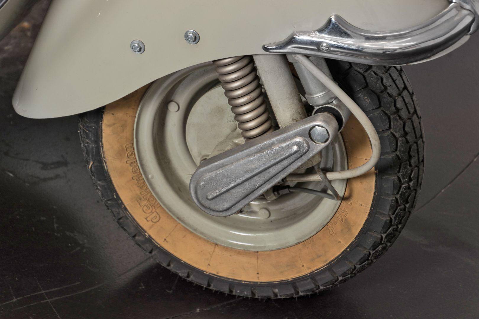 1955 Piaggio Vespa Struzzo Sidecar 37882