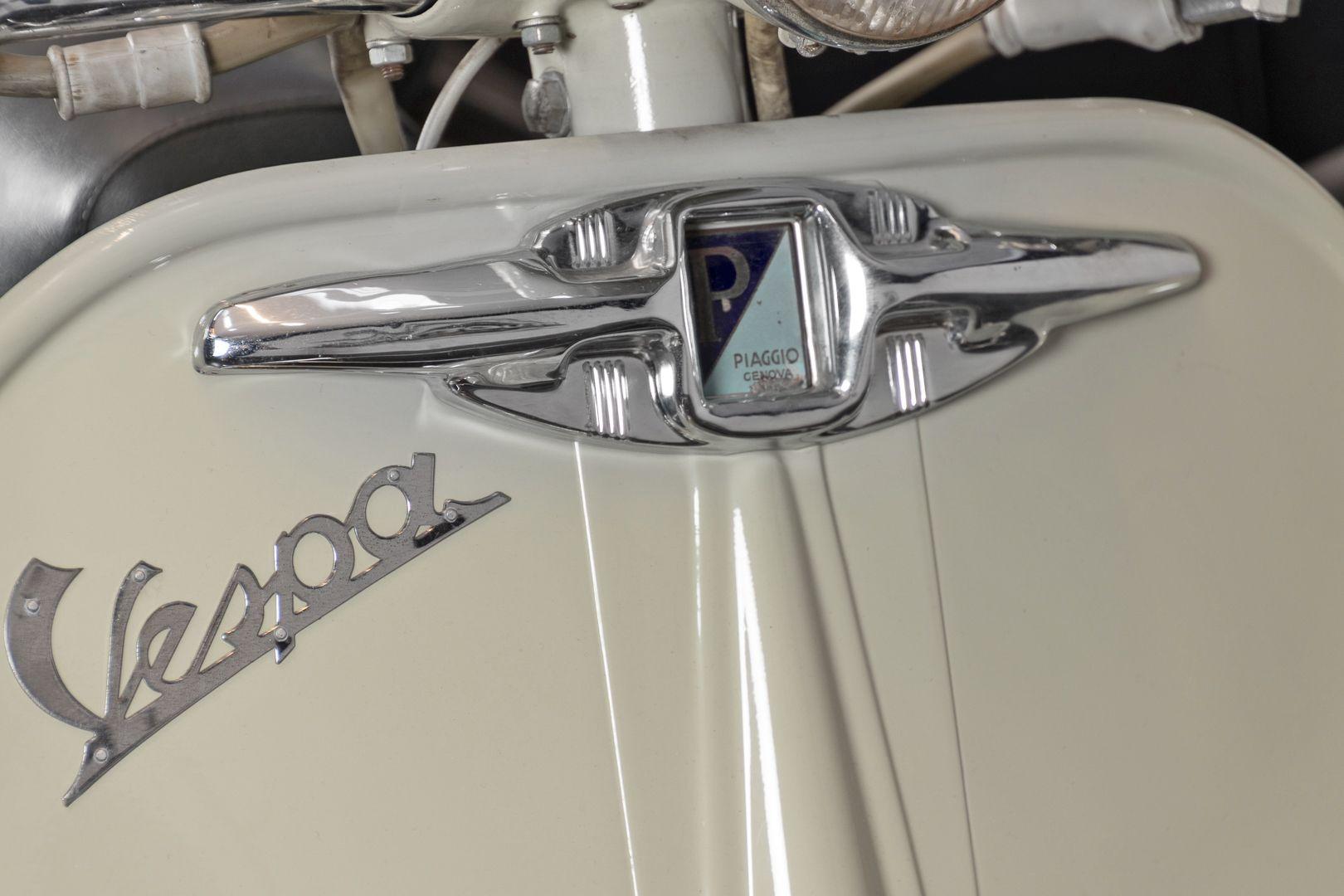 1955 Piaggio Vespa Struzzo Sidecar 37886