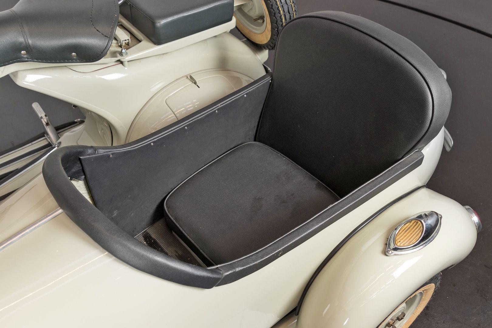 1955 Piaggio Vespa Struzzo Sidecar 37872