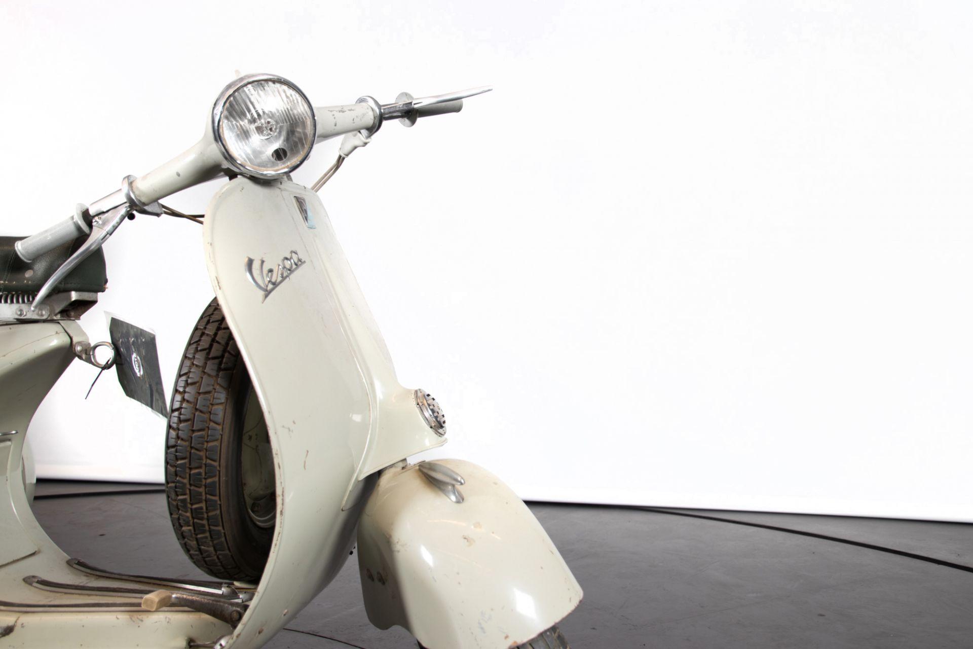 1954 Piaggio Vespa GS 150 VD 34731