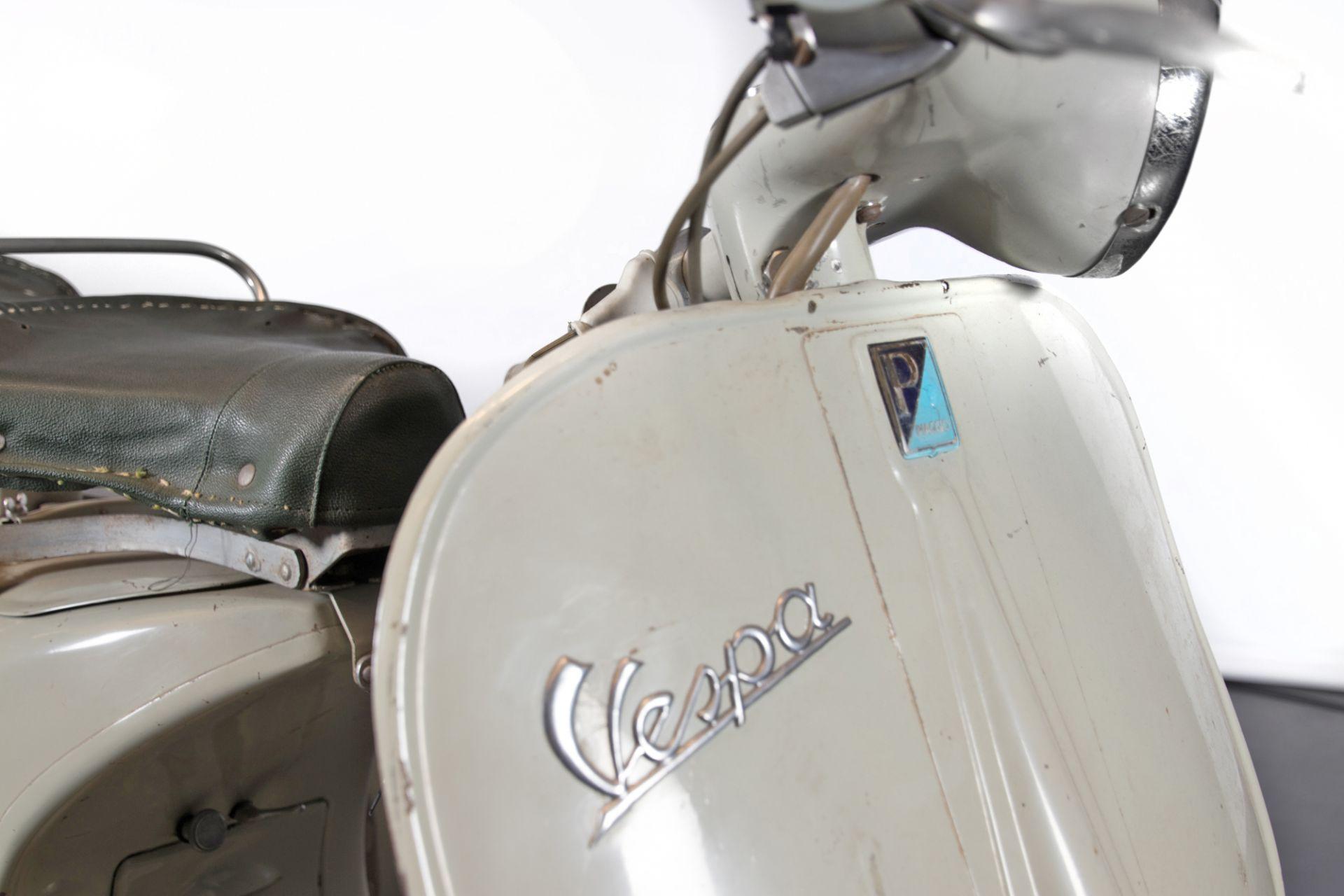 1954 Piaggio Vespa GS 150 VD 34730
