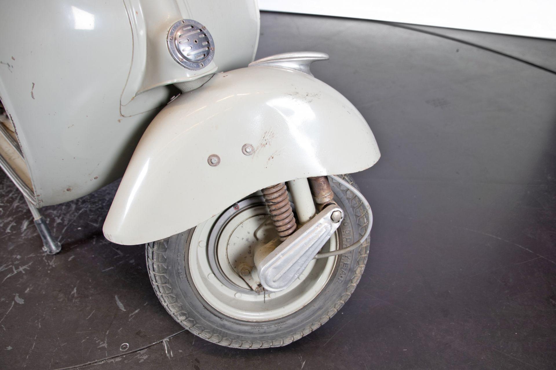 1954 Piaggio Vespa GS 150 VD 34733