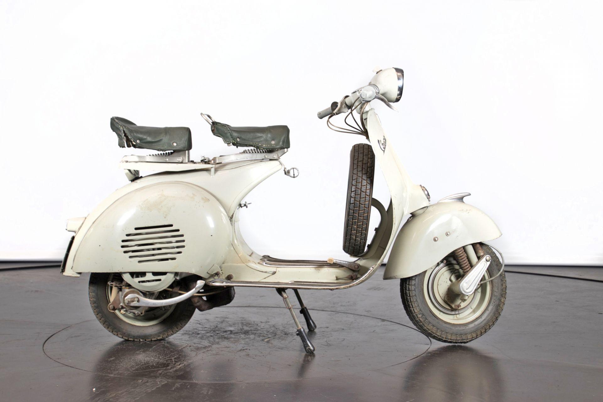 1954 Piaggio Vespa GS 150 VD 34718