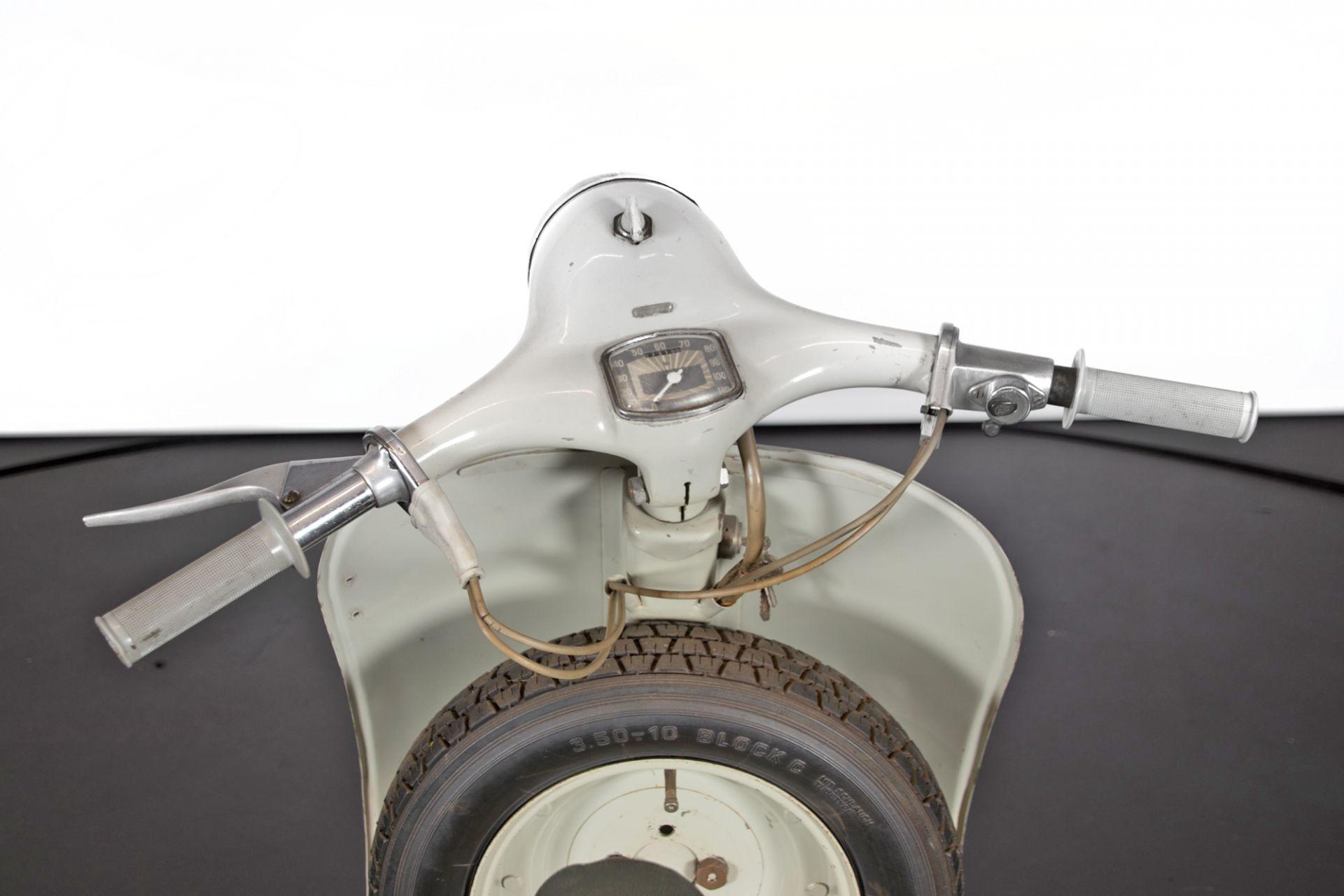 1954 Piaggio Vespa GS 150 VD 34727